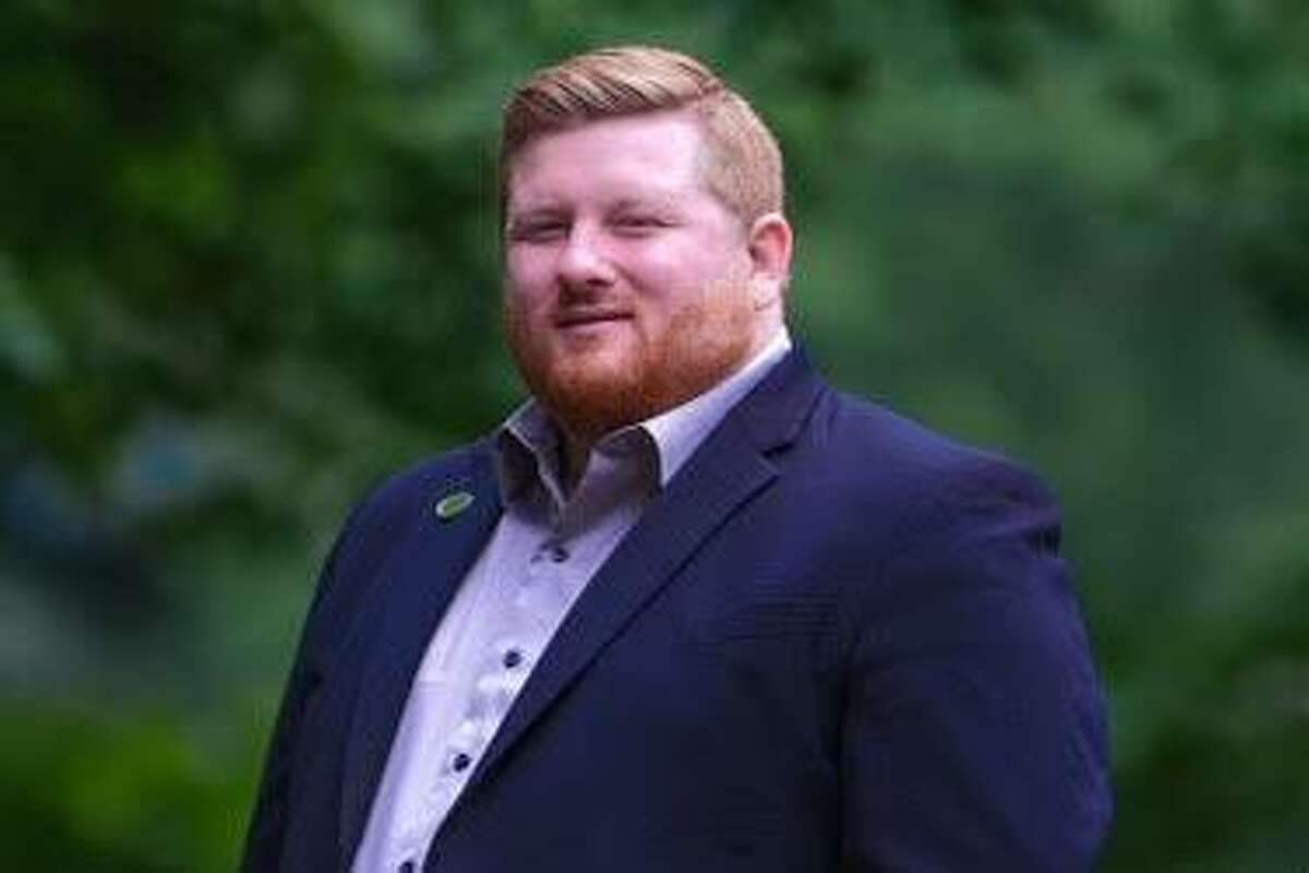 Hamden Councilman Brad Macdowall, D-At Large