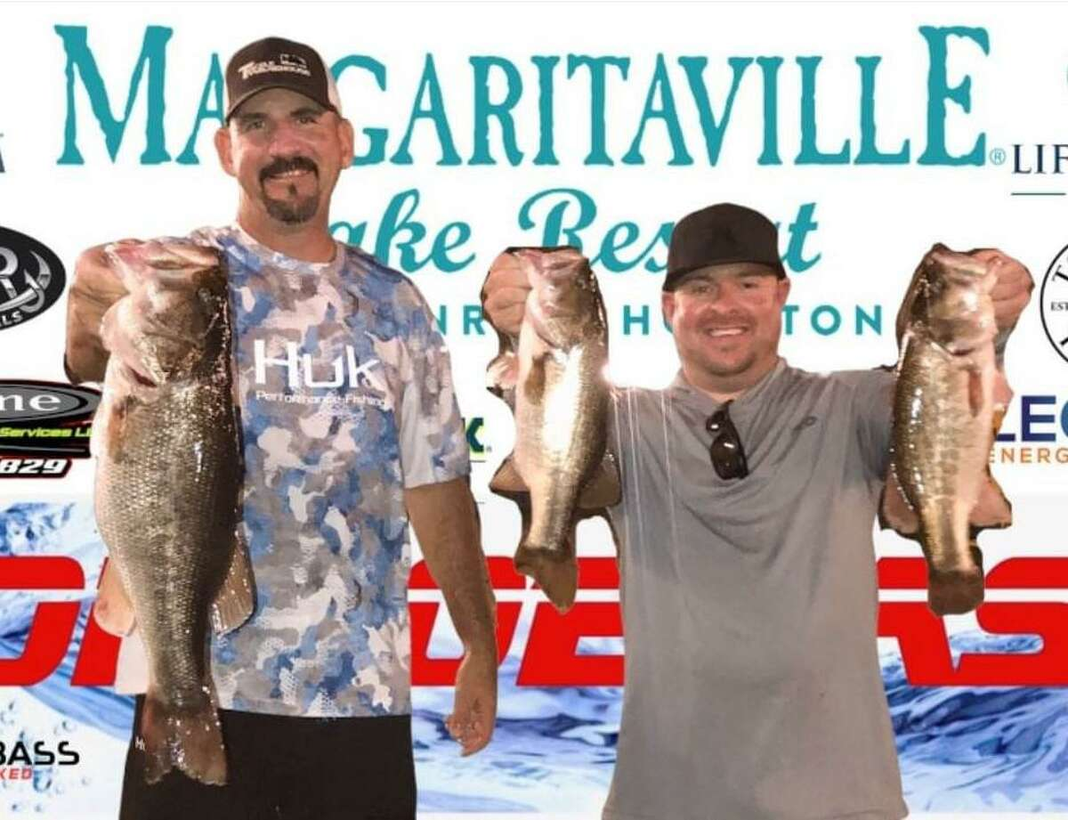 Julian Clepper and Tony Murray came in third place in the CONROEBASS Tuesday Tournament with a weight of 10.74 pounds.