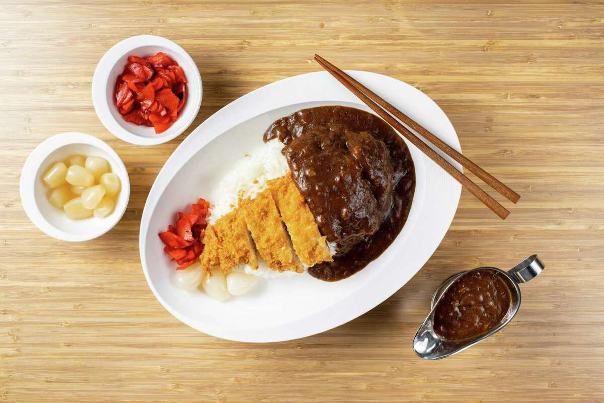Katsu curry from Hinoya, which is opening a second location in Berkeley.