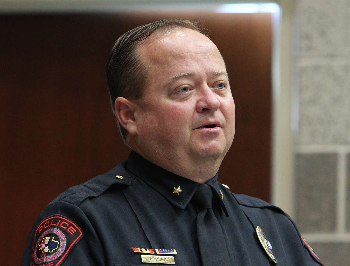 Boerne Police Chief Jim Kohler will retire, ending a more than 30 year career with the police department.