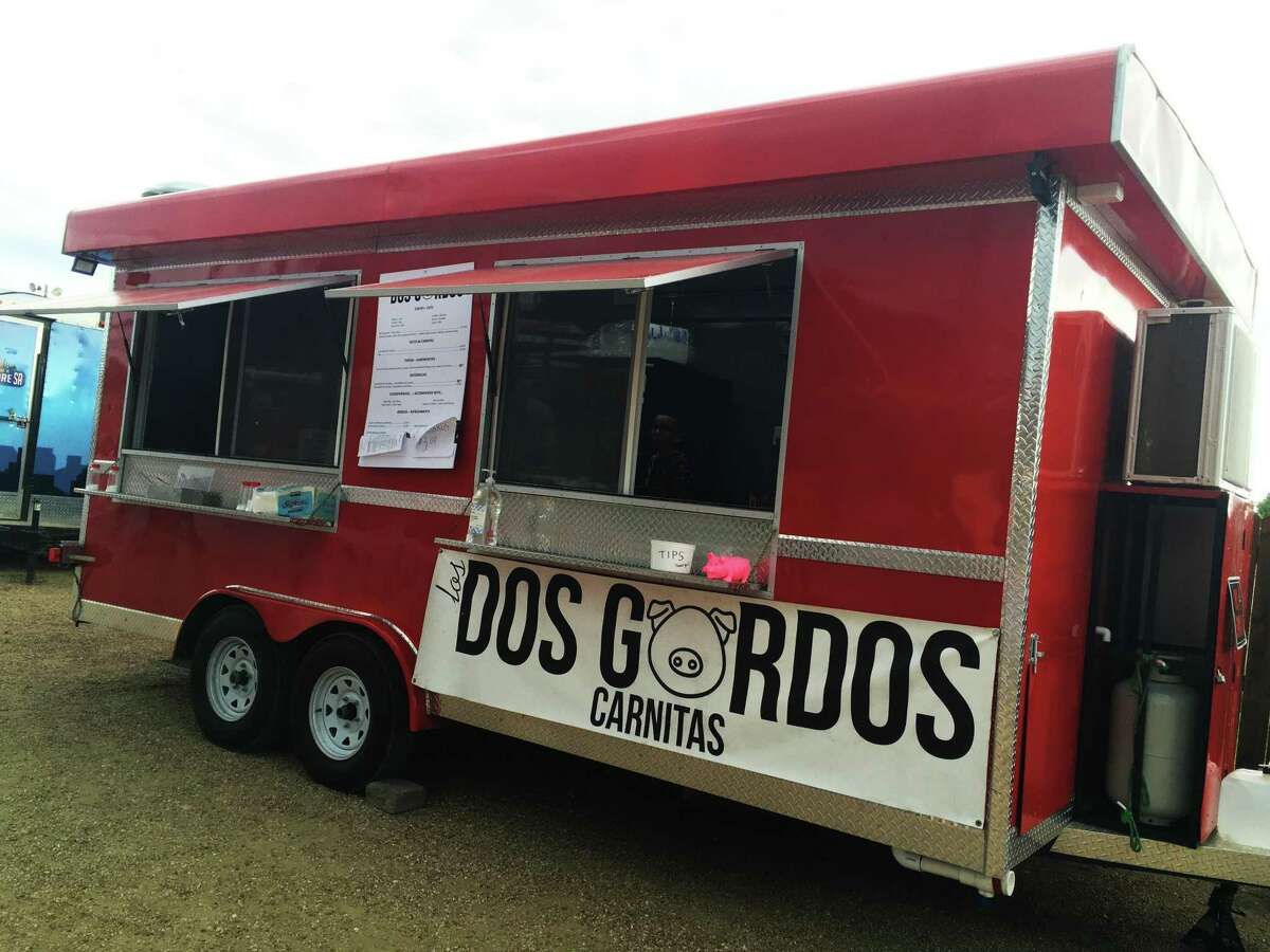 Los Dos Gordos is a new San Antonio food truck that specializes in carnitas in various forms.