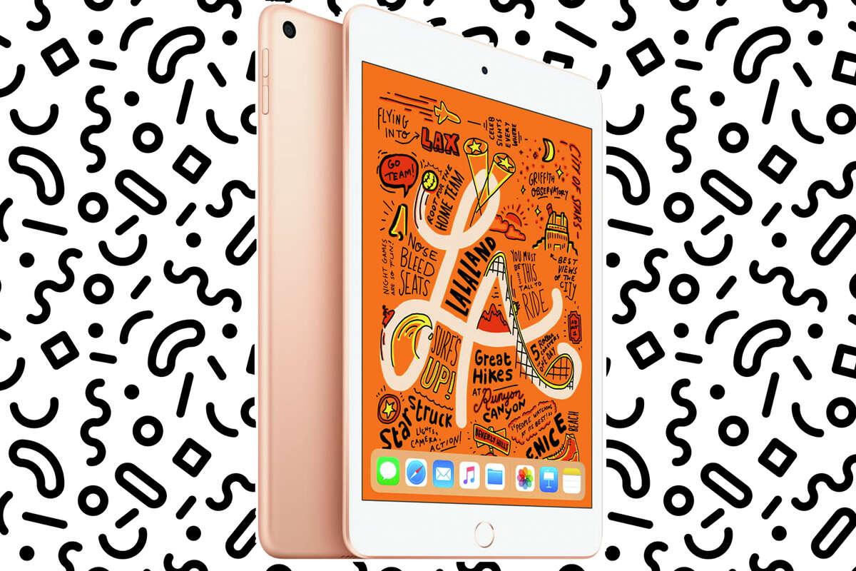 Gold 64GB iPad mini