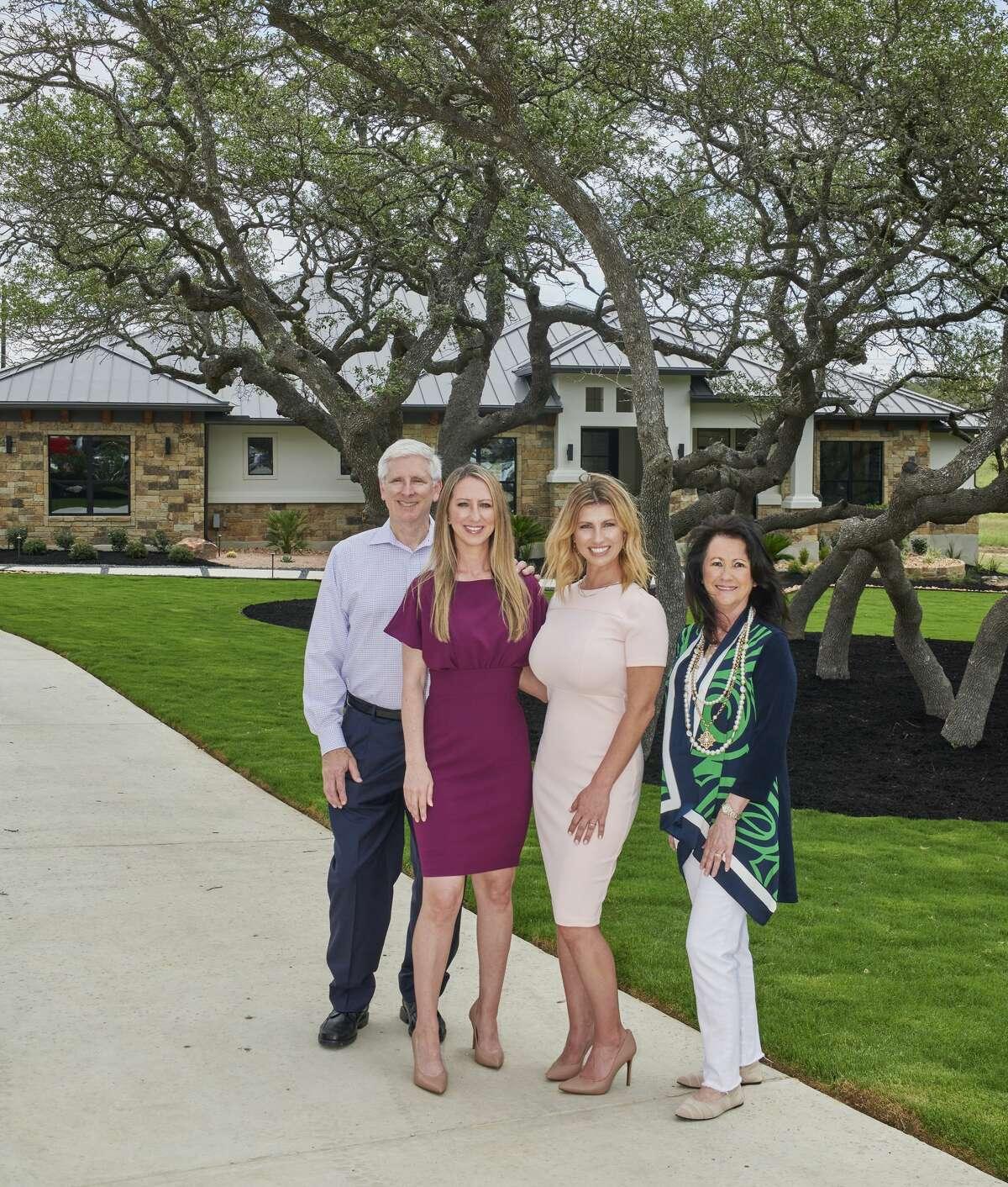 Family is key for Hill Country custom homebuilder