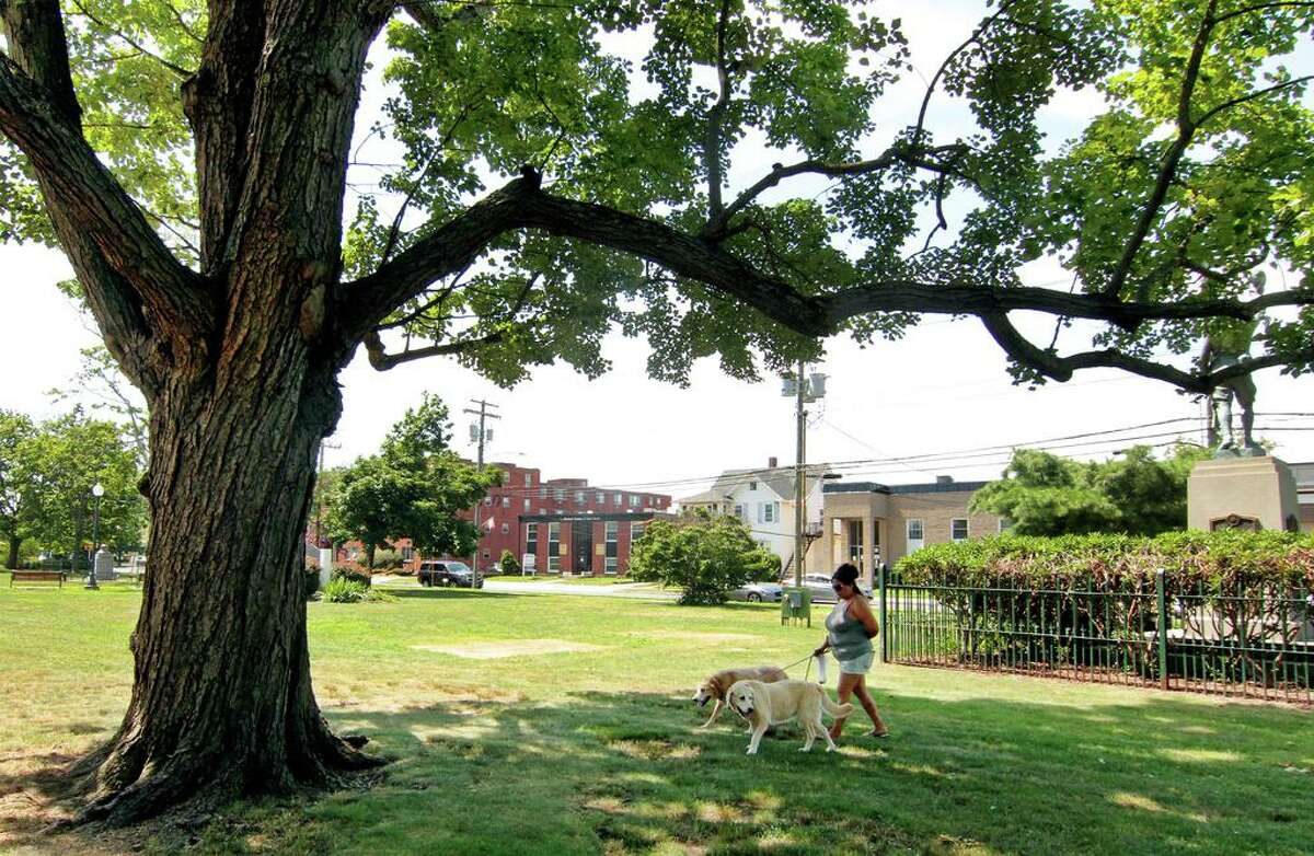 The West Haven Green