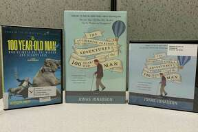 """In thebooks of Jonas Jonasson, including """"The100-Year-Old Man Who Climbed Out the Window and Disappeared"""" and """"The Accidental Further Adventures of the Hundred-Year-Old Man"""", tell the story of Allan Karlsson, who tires of life in the retirement home and makes his escape.(Courtesy photo)"""