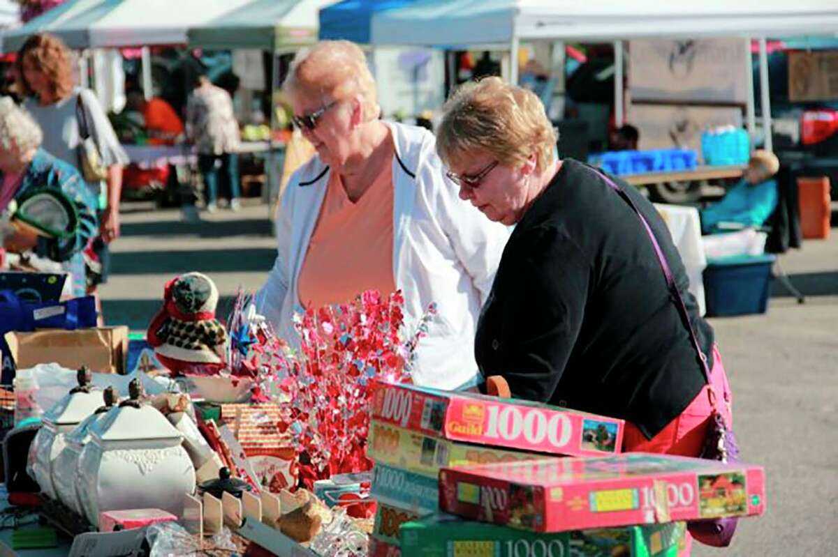 Bargain shoppers will be able to browse various items at the All City Yard Sale from 8 a.m. to 2 p.m. Friday, Aug. 20, at the Big Rapids City Hall. (Pioneer file photo)