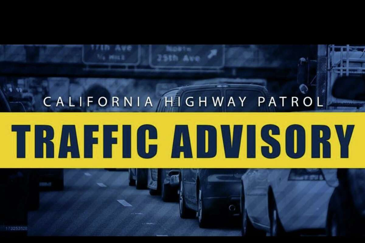 CHP said a portion of 280 south closed in downtown San Francisco on Wednesday.