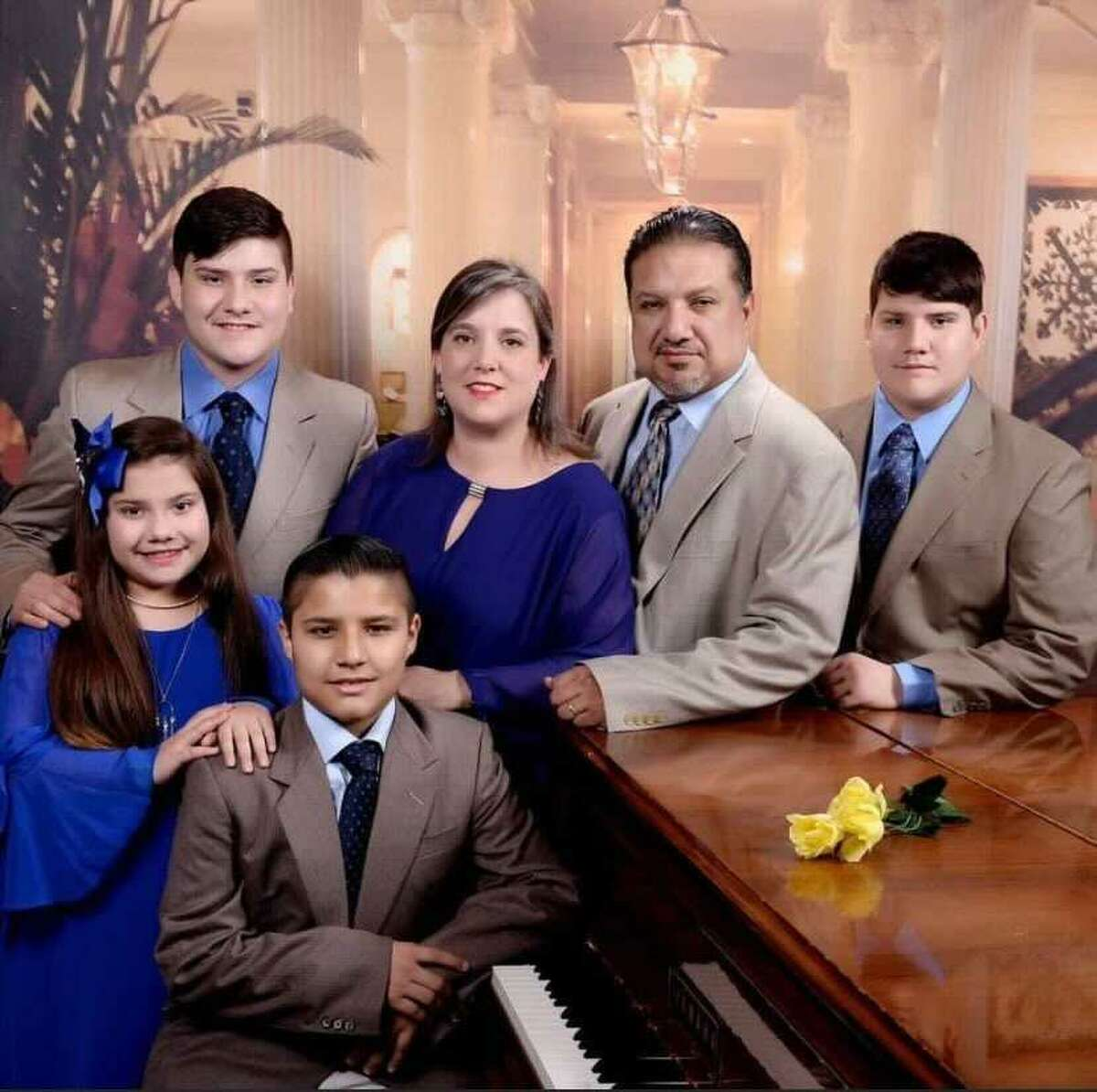 Lydia and Lawrence Rodriguez of La Marque, Texas both recently passed away from a battle with COVID-19. They are survived by their four children.