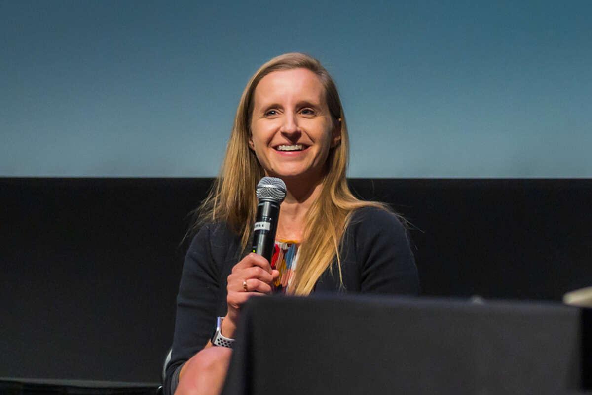Political editor Sara Libby