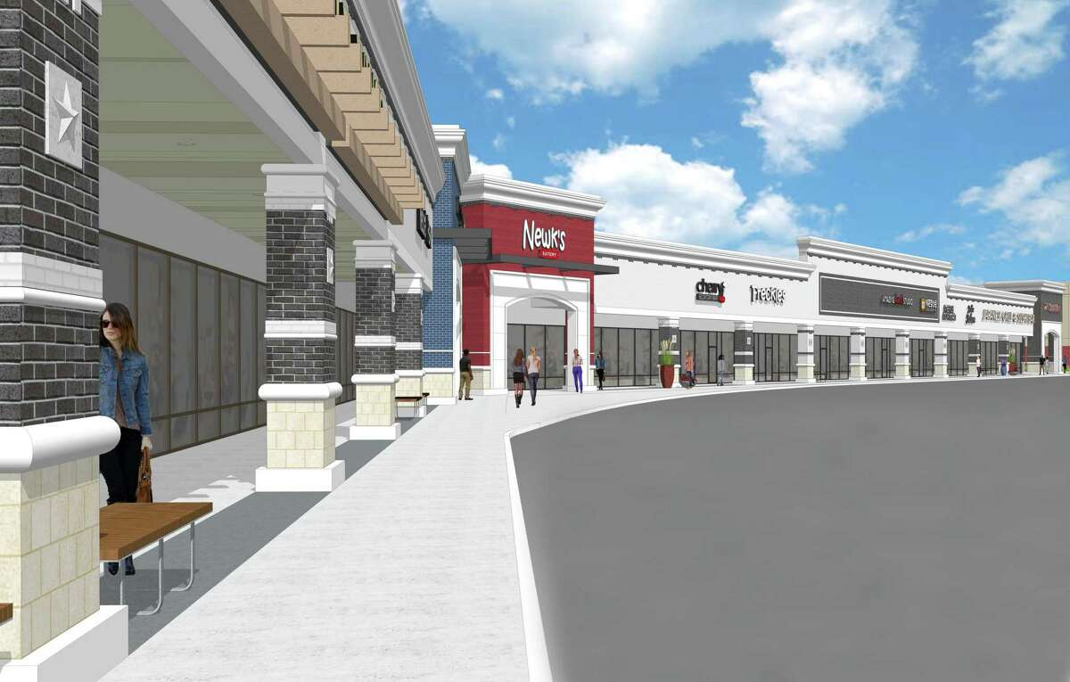 InvenTrust plans to have the Cy-Fair Town Center renovations finished by summer 2022.