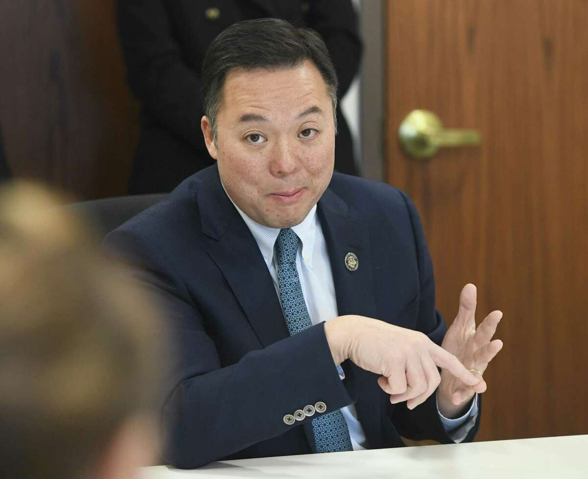 Connecticut Attorney General William Tong Feb. 3, 2020