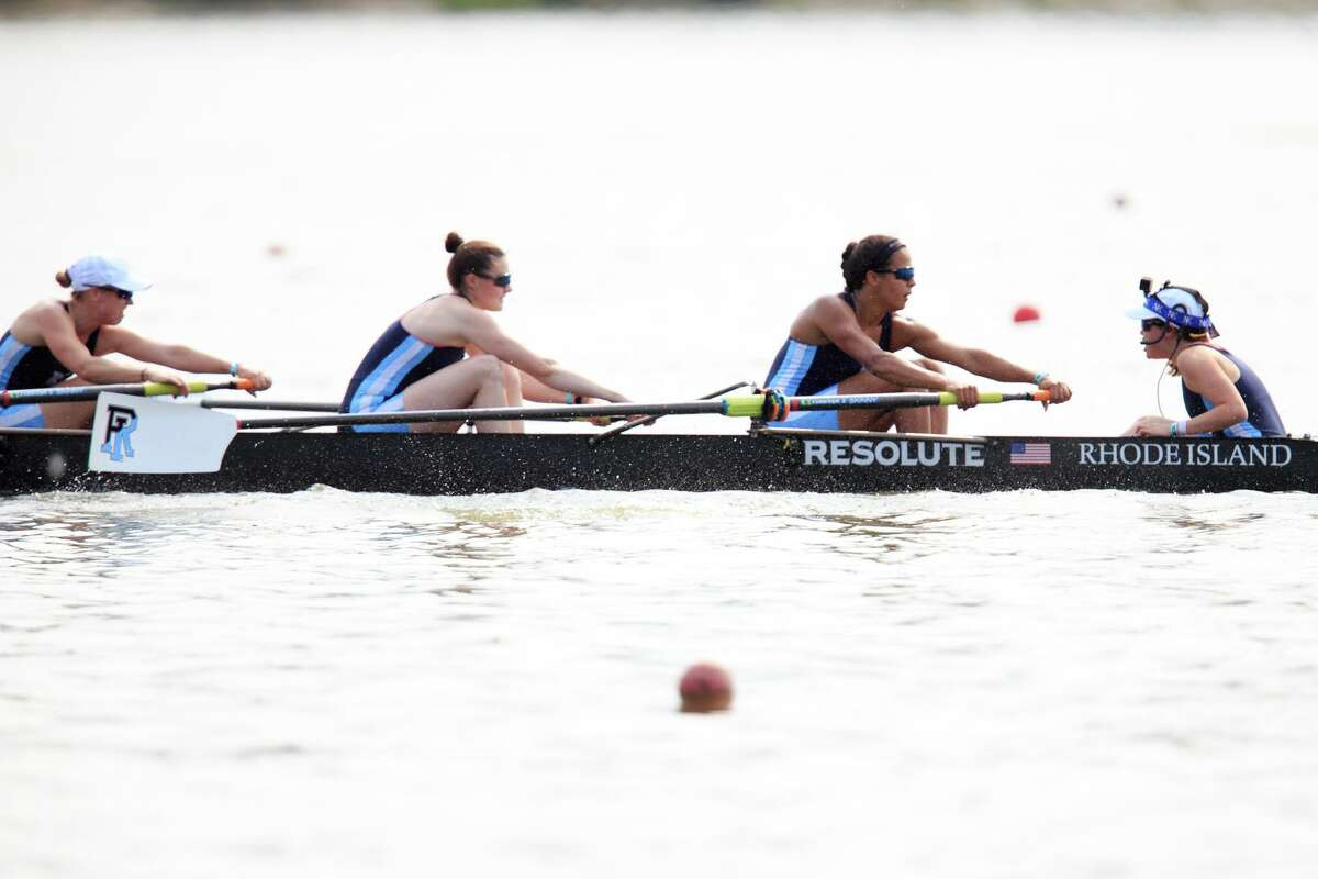 Karen Petrik graduated from Glastonbury High School in 2015 and made her Paralympic debut in Tokyo. At the University of Rhode Island, Petrik helped the Rams as the varsity 8+ coxswain.