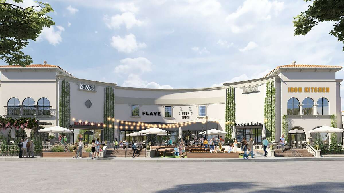 Edens plans to modernize its Plaza in the Park shopping center near Buffalo Speedway and Bissonnet in the West University area with a central outdoor seating area, enhanced landscaping and refreshed building exteriors.