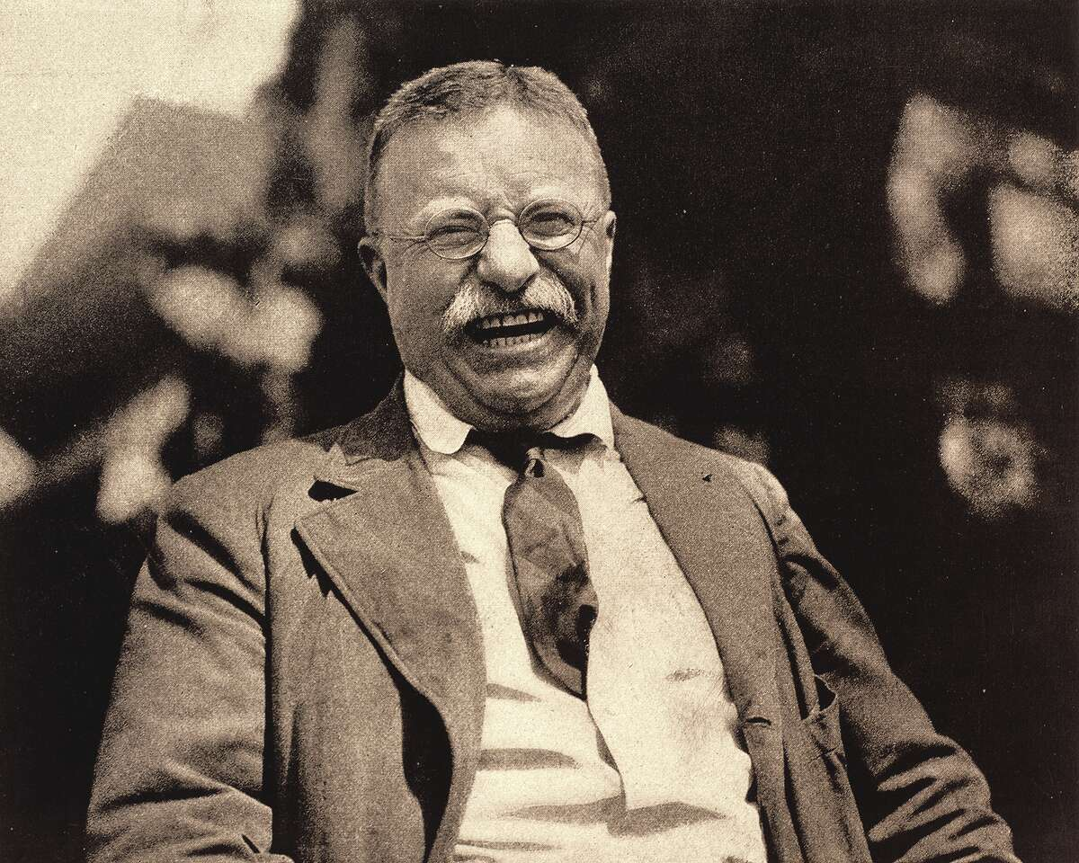 The National Park Service, the custodian of Teddy Roosevelt's birthplace in New York City, estimates he had drunk a gallon of coffee by the time he finally went to bed.