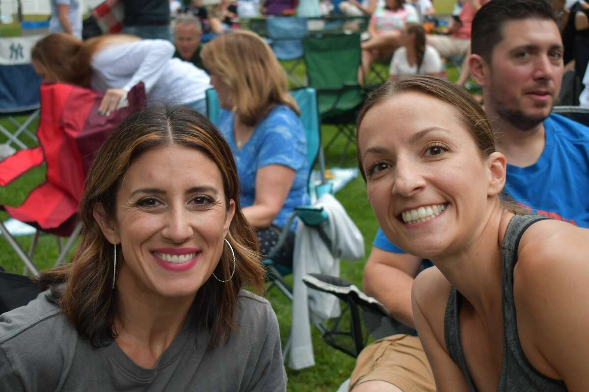 The Shelton Under the Stars Summer Concert Series presented by the Shelton Parks and Recreation Department featured Highland Rovers on Wednesday, Aug. 18, 2021 on the Huntington Green. Were you SEEN?