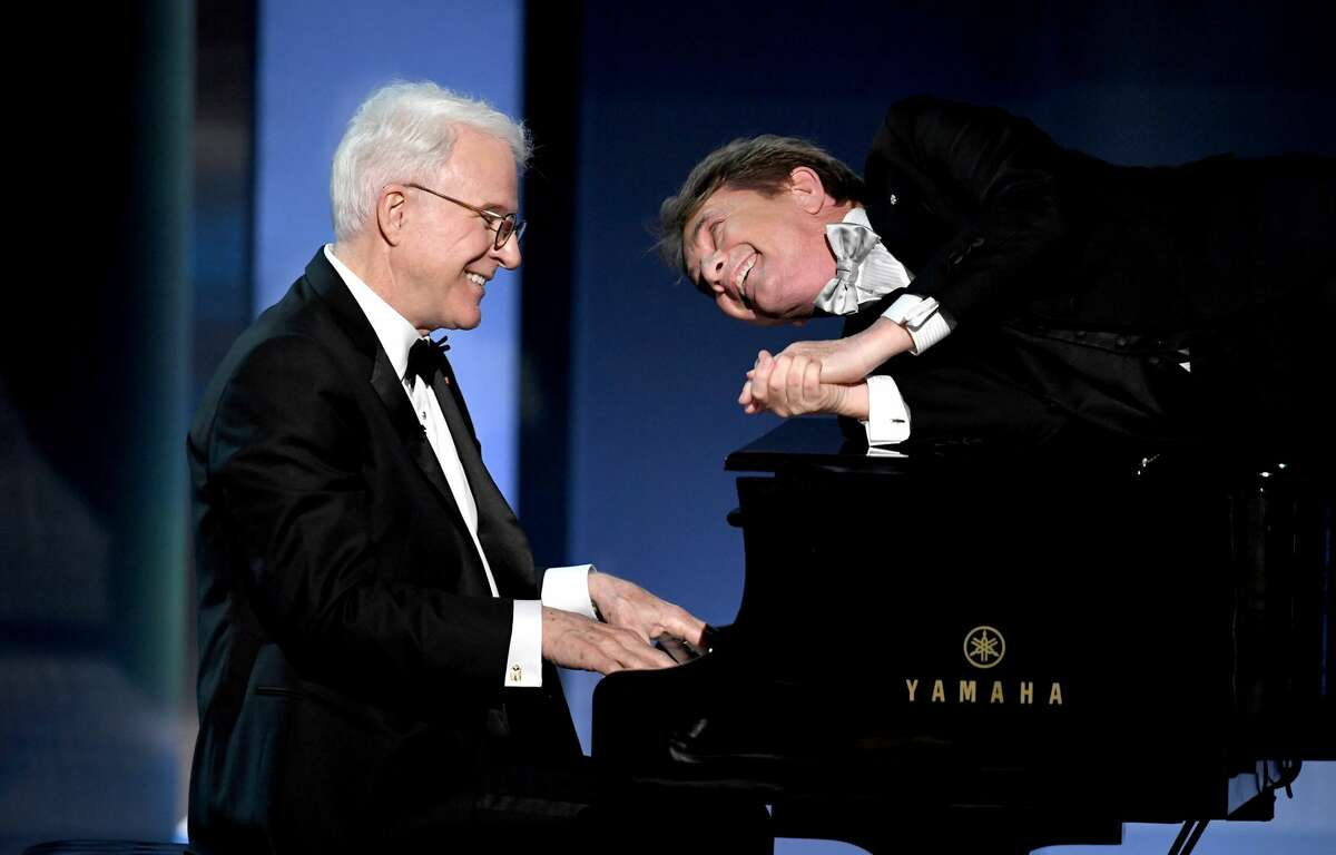 Steve Martin and Martin Short Aug. 26, 2021 at the Palace Theatre Stamford Find out more