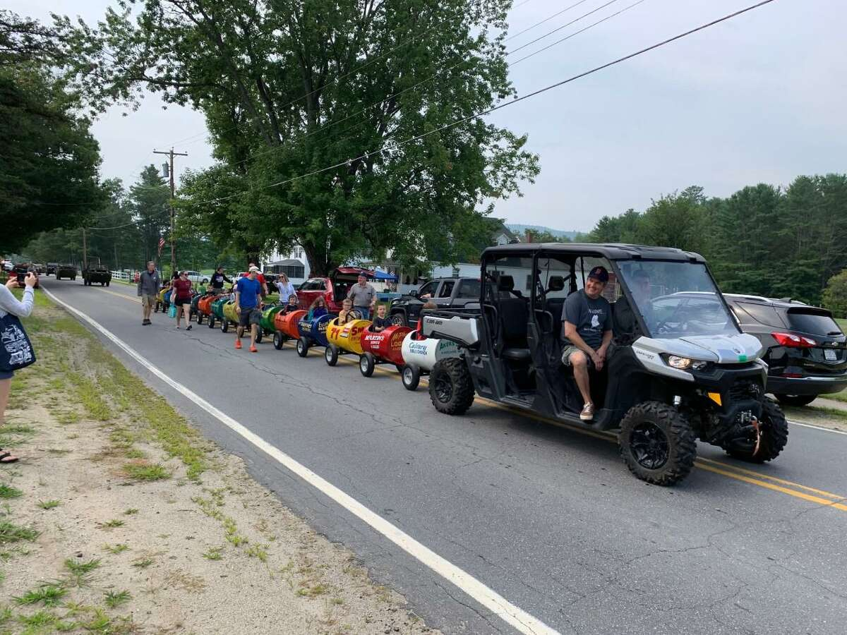 """Columnist Stephen Hudspeth writes this column that is titled: """"A View from Glen Hill,"""" about the Olde Home Day annual summer celebration, and the day of festivities in he, and his family's summer hometown of Andover, Maine."""