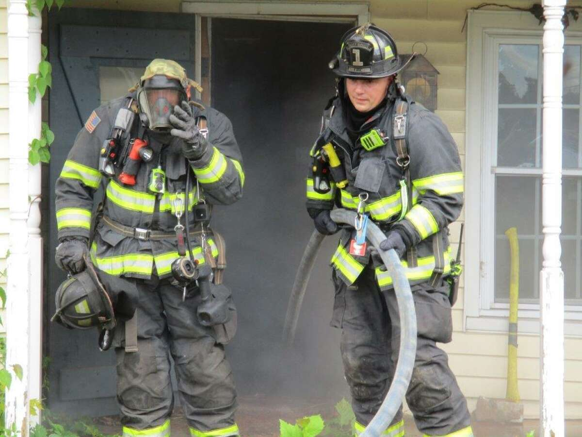 This week and next, members of the Middletown Fire Department will conduct several training exercises in and outside of the property at 61 West St.