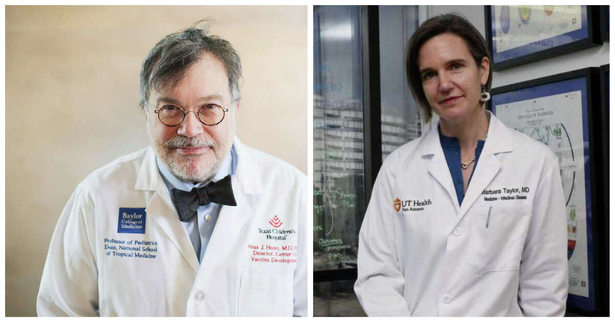 Coronavirus expert Dr. Peter Hotez and Dr. Barbara Taylor, an associate professor of infectious diseases and the assistant dean for the MD/MPH program at UT Health San Antonio, will be joining the Editorial Board to discuss COVID-19. You are invited to join us.