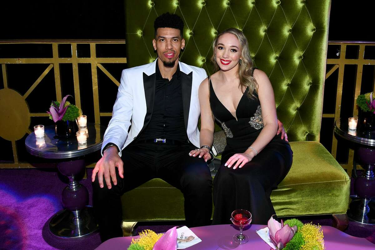 Former Spur Danny Green is a Twitter trending topic and the content has nothing to do with basketball and everything to do with the ball he planned with new wife Blairfor their wedding.