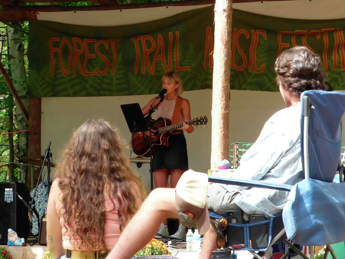 The first ever Forest Trail Music Festival was held in August 2020. The music festival returnsstarting Aug. 27 with a larger lineup. (File Photo)