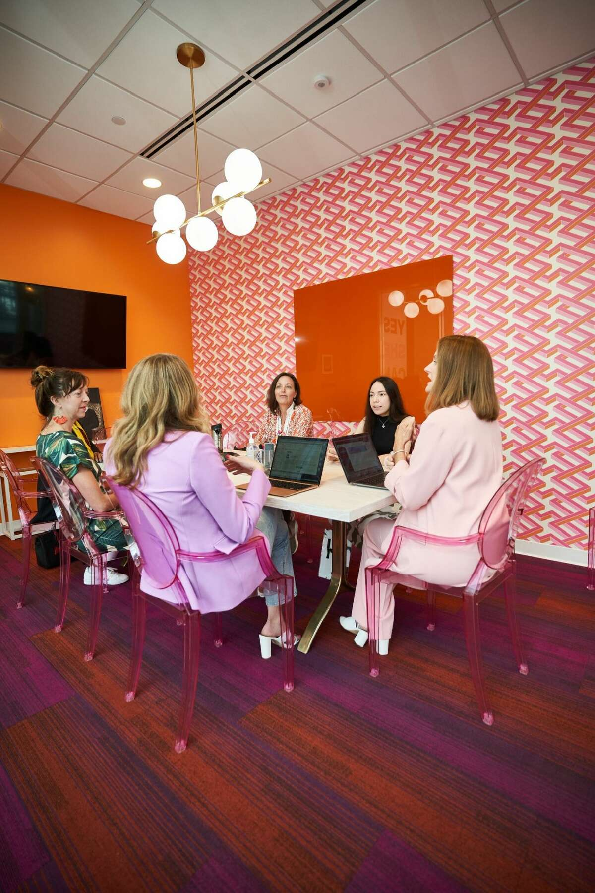SheSpace, the female-focused coworking space at 2799 Katy Freeway in the Heights area, is expanding by 1,500 square feet.