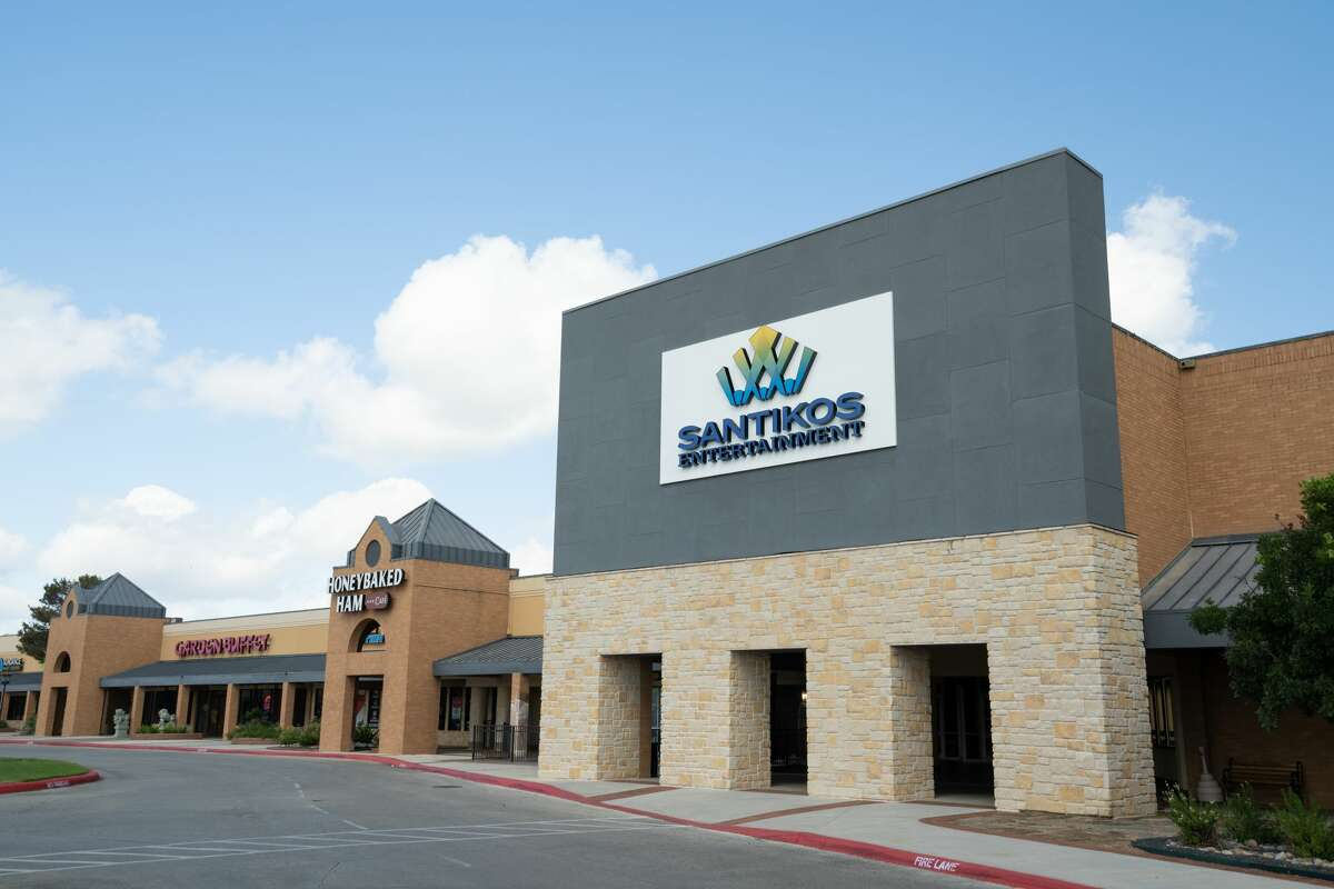 Santikos Entertainment is opening its newly renovated location in New Braunfels on Friday, August 20.