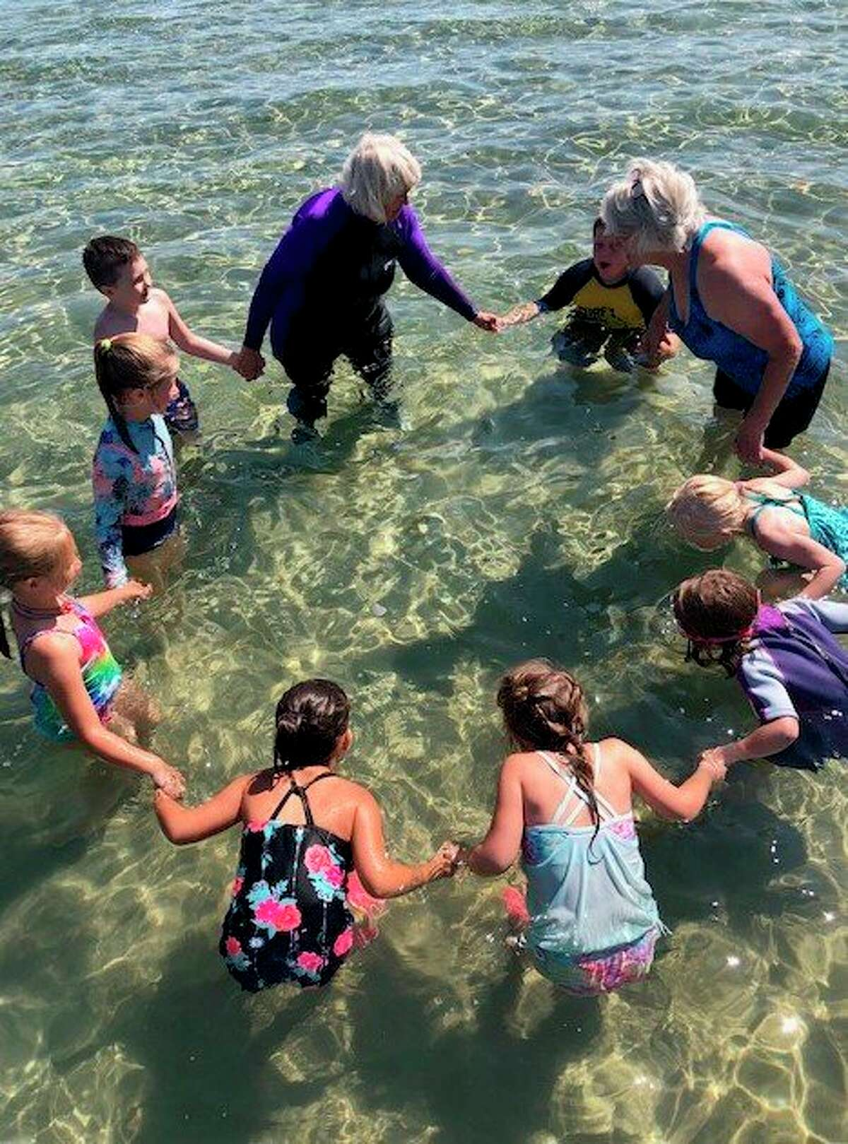 The Benzie Aquatic Center, which recently wrapped up a water safety pilot program for Benzie County's children, is one of 200 finalists in a nationwide popular vote contest for a $25,000 grant. (Courtesy Photo)