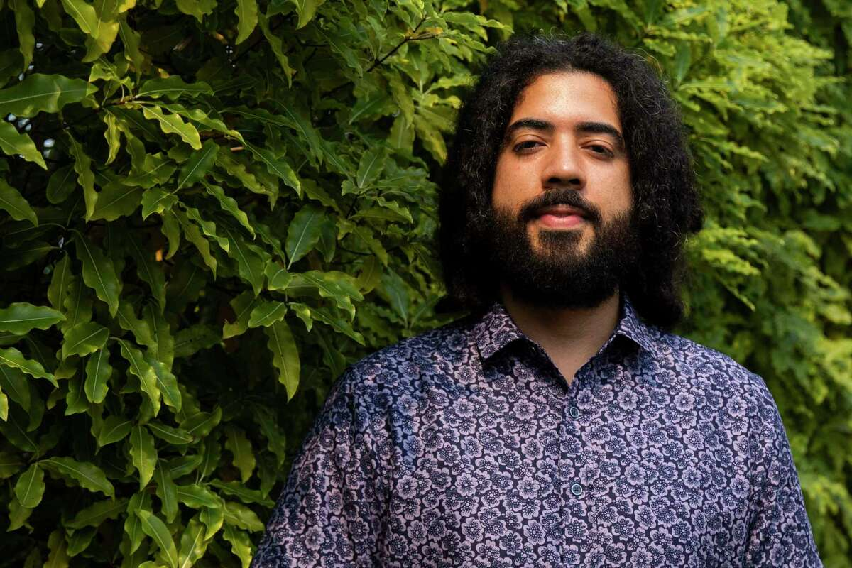 Former tech worker and software engineer Felipe Ventura of Richmond was given $2,500 by the Solidarity Fund by Coworker. Ventura used the money to organize mental health sessions with two therapists this year for a small group of Black and Latinx tech workers.