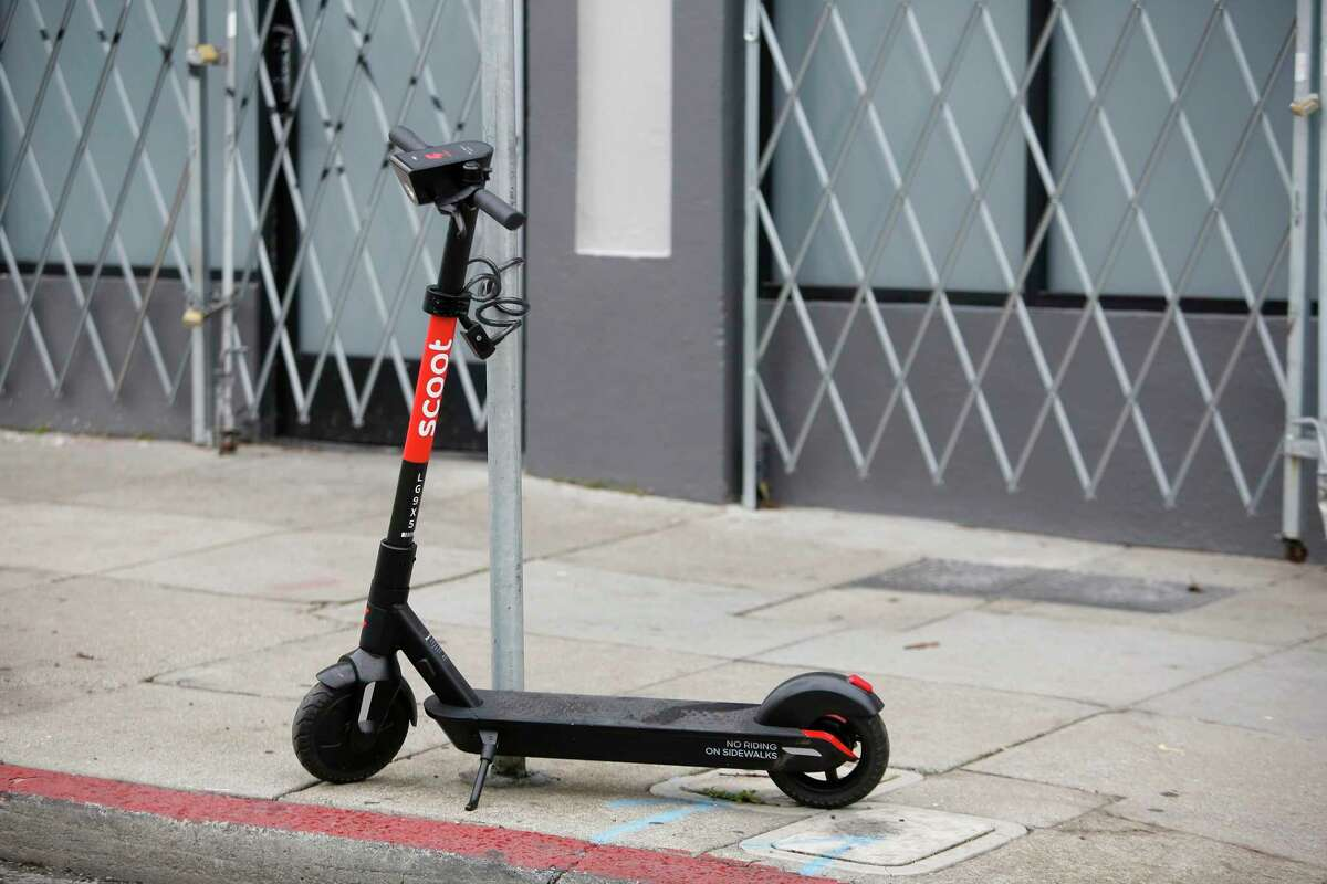 Scoot says it plans to have 1,500 scooters back on San Francisco streets soon.