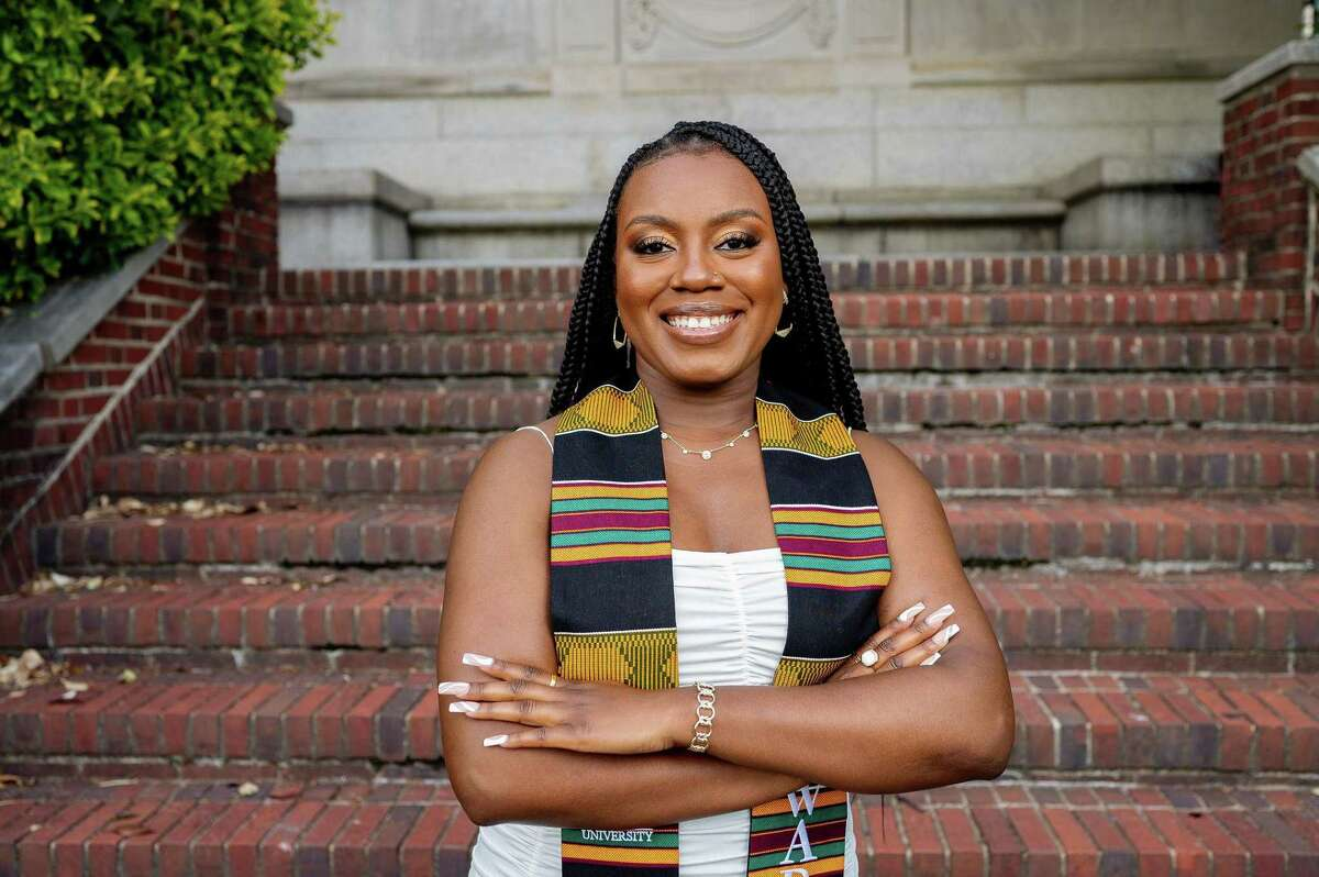 Alexandria Adigun spent 10 years in Richmond before heading to Howard University four years ago as part of the inaugural class of the Karsh STEM Scholars Program. She is now pursuing a dual doctorate in medicine and philosophy at the University of Pennsylvania.