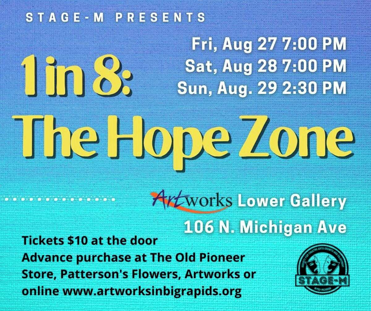 A new play written by STAGE-M member EmilyAslakson will be performed at the Lower Gallery at Artworks Aug. 27-29.