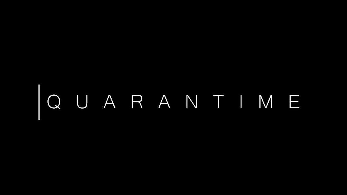 Chris Conley has made a short film in 2020 called Quarantime that showed life in the pandemic and used no dialogue, just camera work and music.