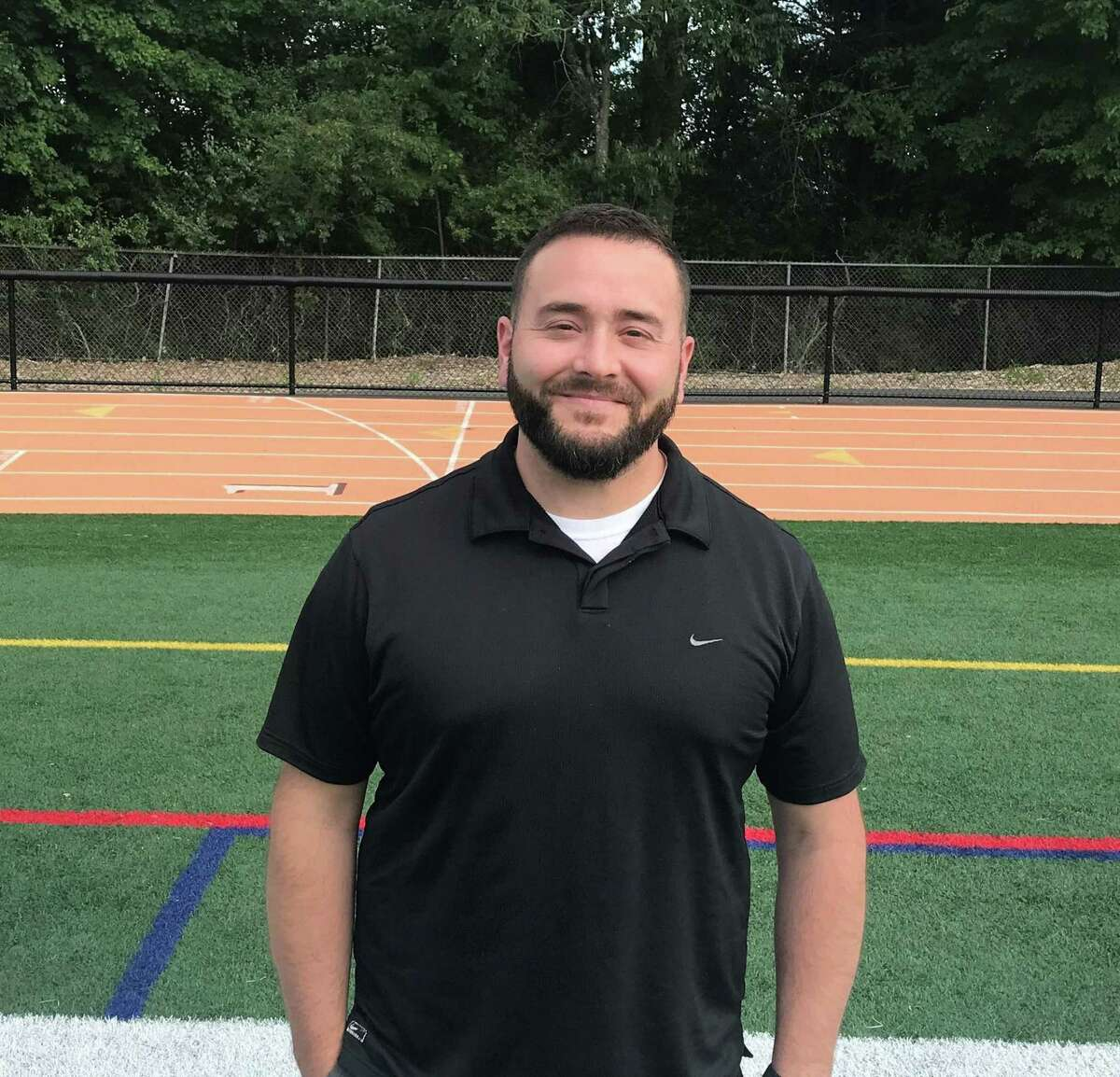 Scott Snell is the new athletic coordinator at Shelton High.