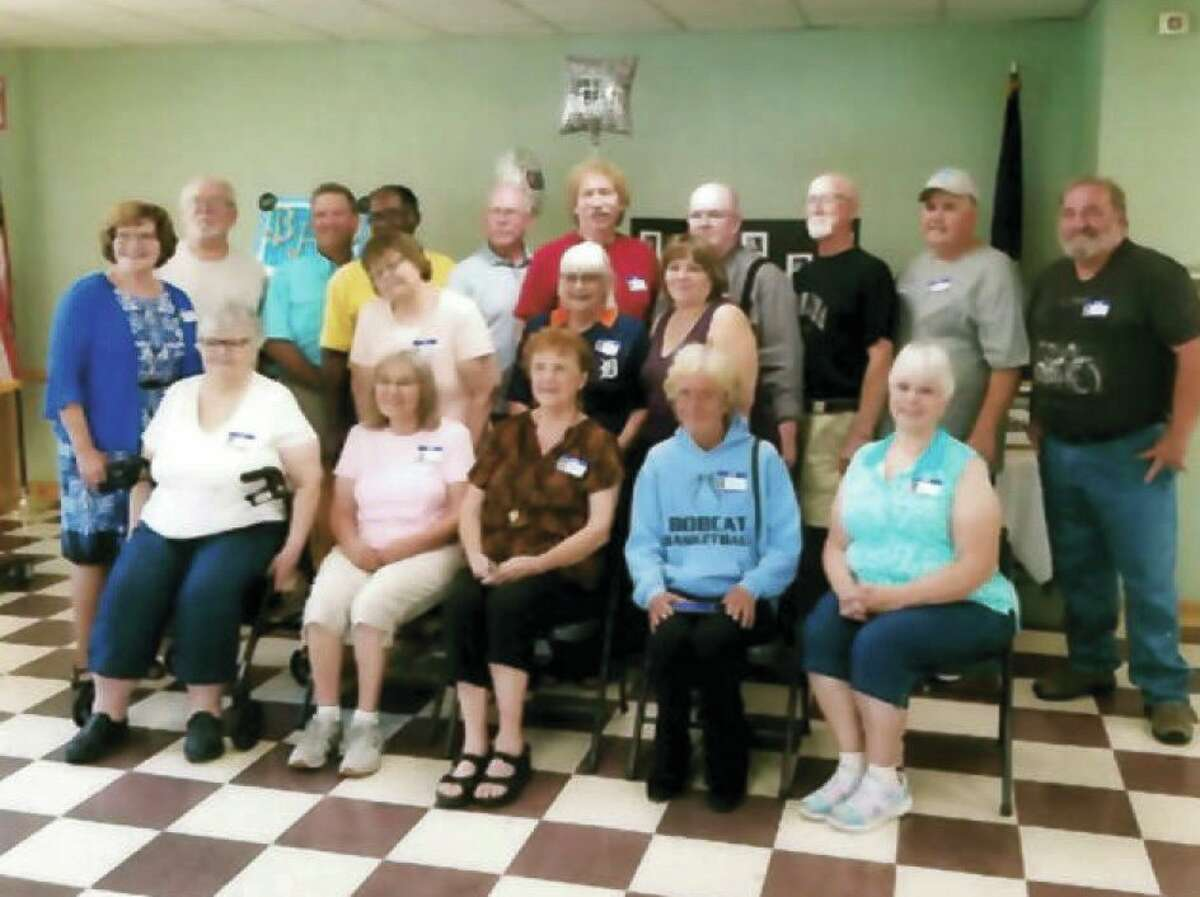 The Brethren High School Class of 1971 celebrated its 50th class reunion on July 25 at theNorman TownshipCommunity Center. (Courtesy photo)