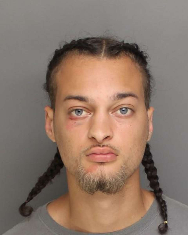Kevin Despres, 20, of Middletown was arrested Thursday in Bridgeport.