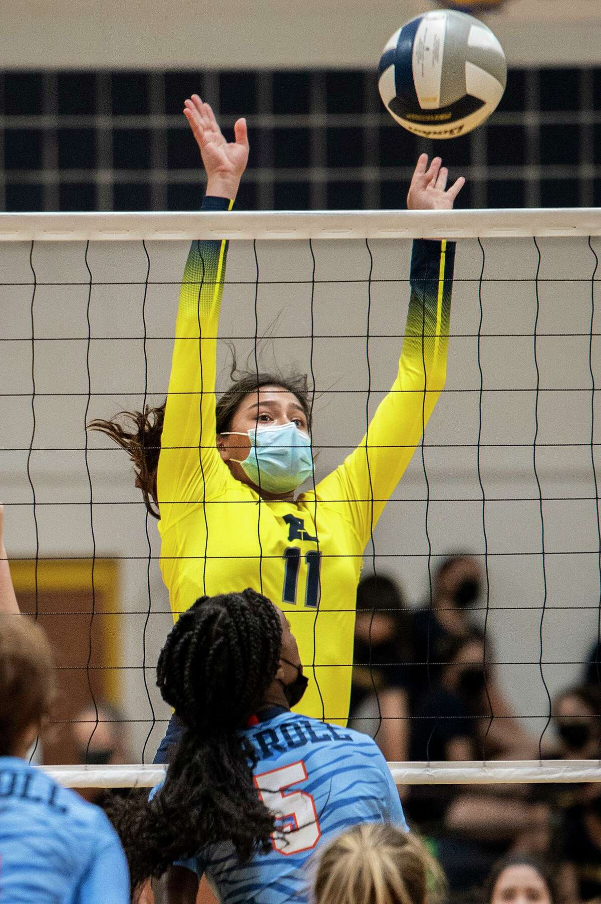 Andrea Nunez and Alexander open the NEISD Tournament with a 9 a.m. game Friday against reigning tournament champion San Antonio Clemens.