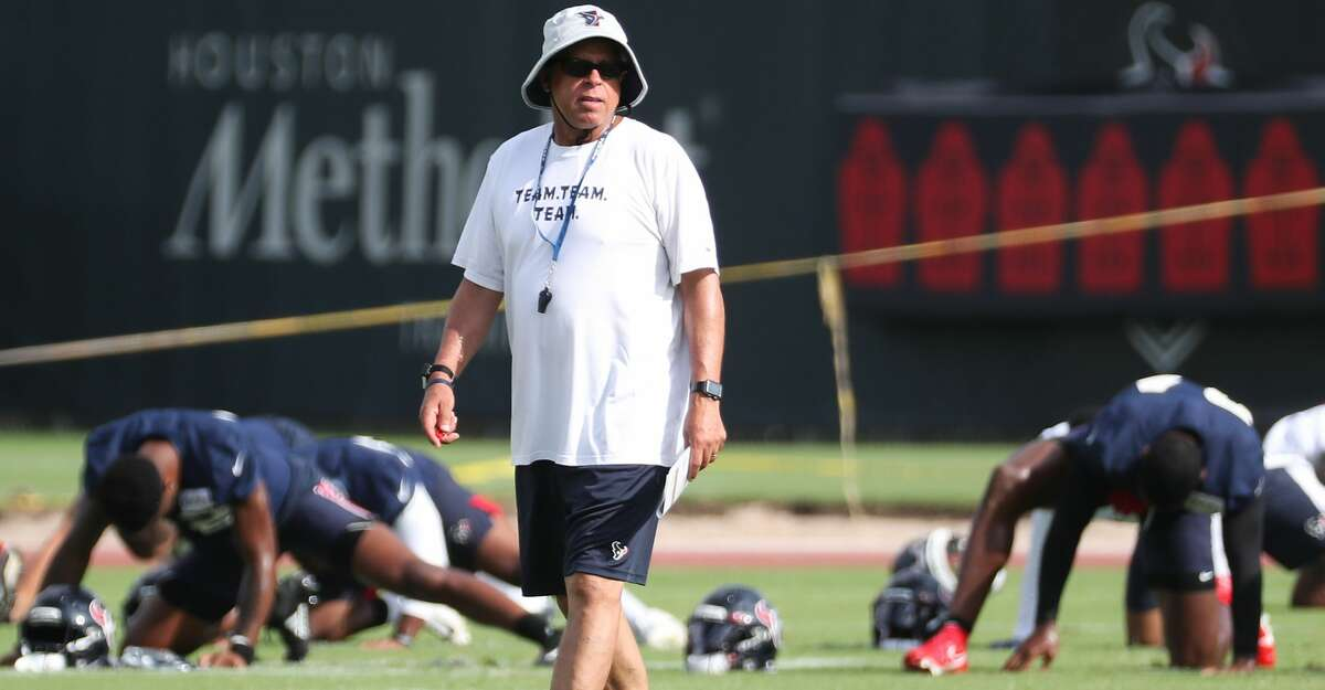 David Culley is the Texans' head coach, but how much is general manager Nick Caserio going to be in his ear during games this season?