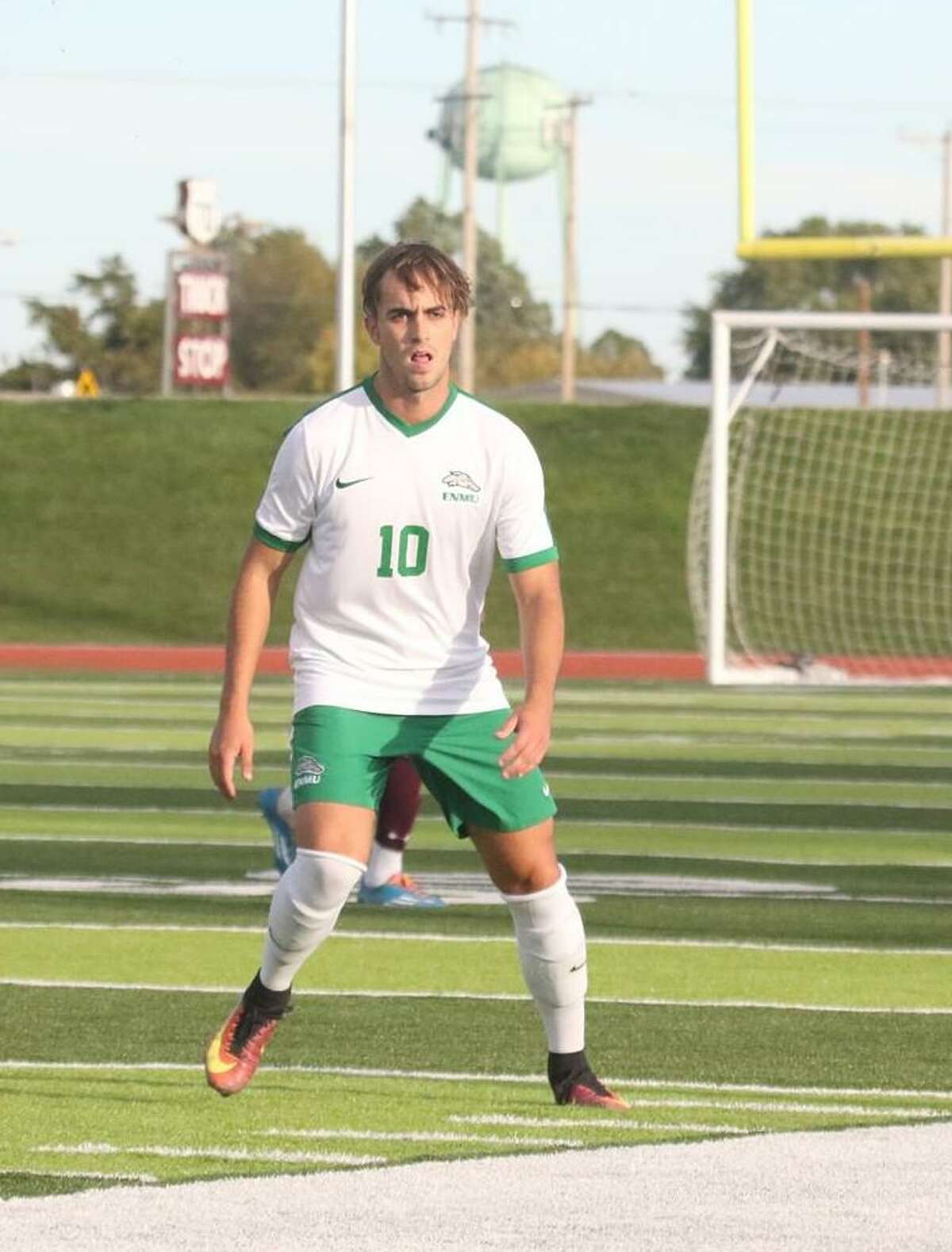 Lucas Vaz helped Eastern New Mexico record its best season in the 15-year history of the program in 2020 as the team went 12-5-1.