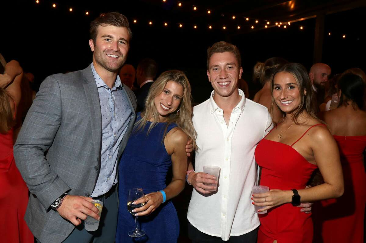 Were you Seen at the American Cancer Society's Red, White and Blue Party at the Saratoga National Golf Club in Saratoga Springs on Thursday, August 19, 2021?