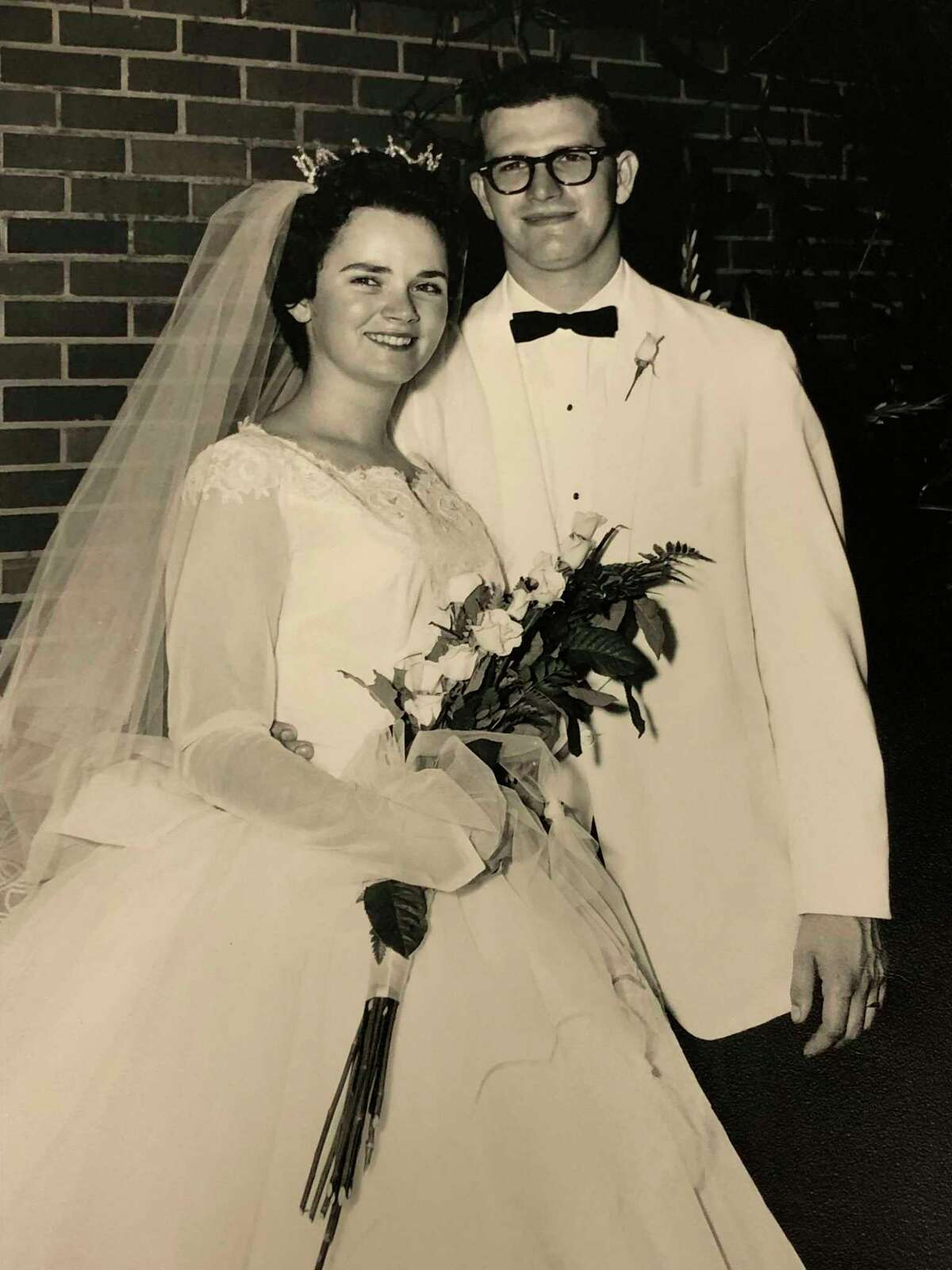 Sandra and Douglas Butler in 1961