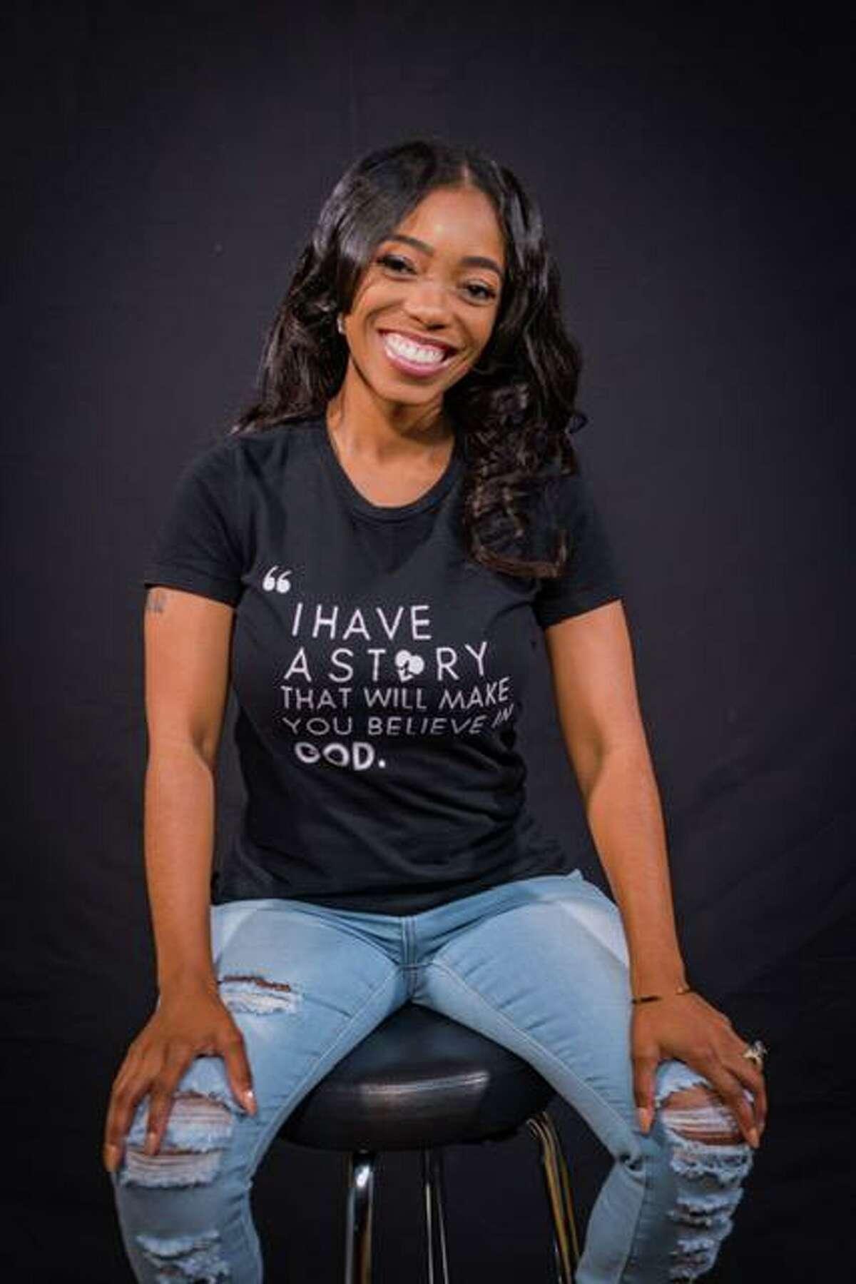 Sana L. Cotten of Middletown is founder of Unashamed, Inc.