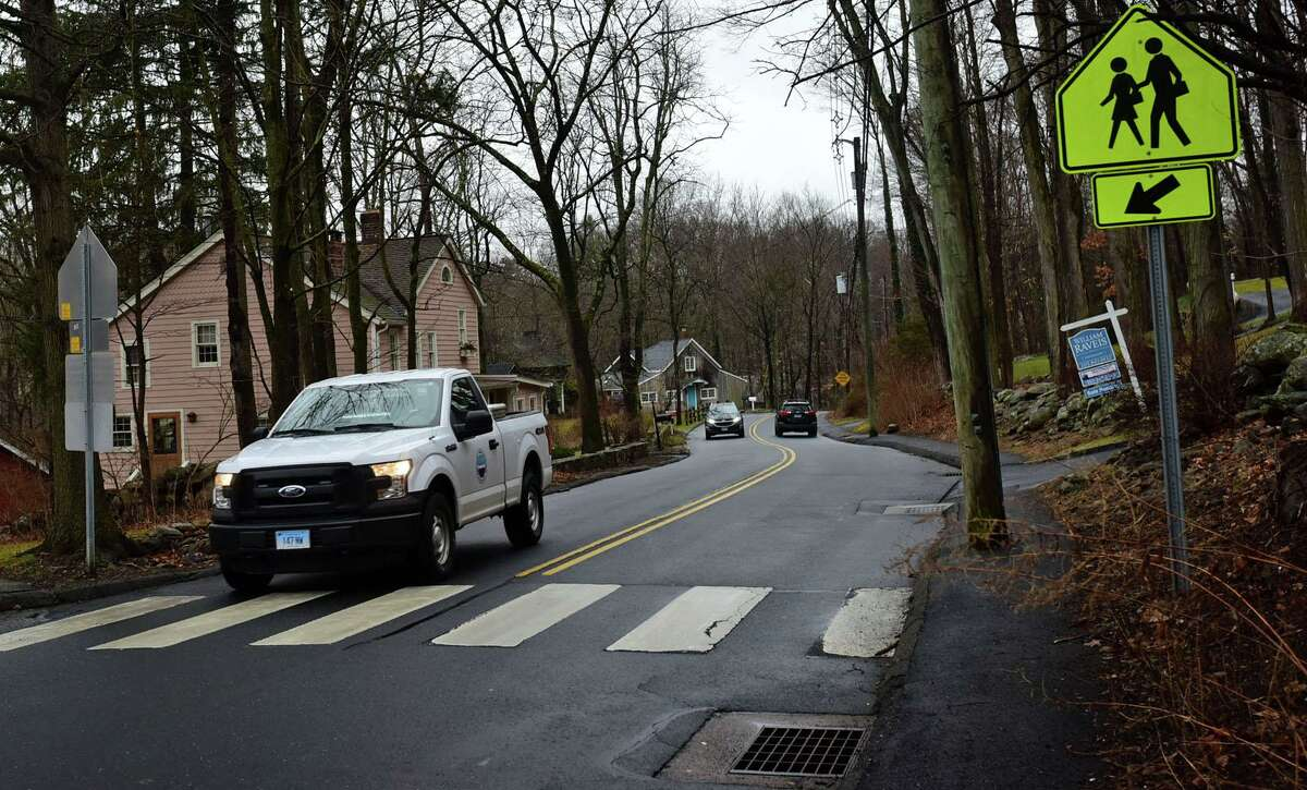 School lets out at Silvermine Elementary School Thursday, February 6, 2020, in Norwalk, Conn. The Silvermine neighborhood had the greatest decrease in population over the last decade, according to 2020 census data. Silvermine lost 102 residents.