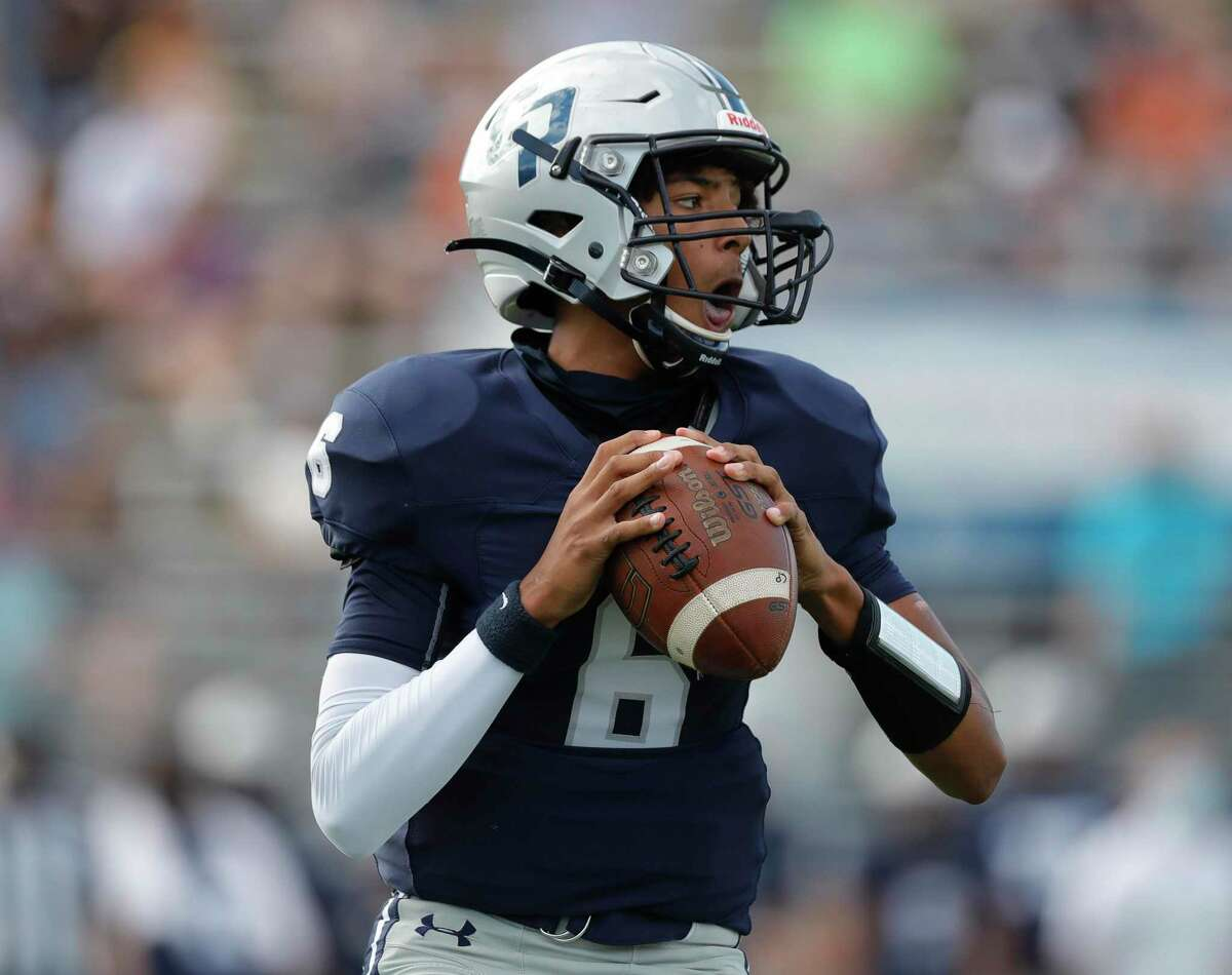College Park quarterback Ty Buckmon (6) has two years of starting under his belt and is expected to have a big senior season.