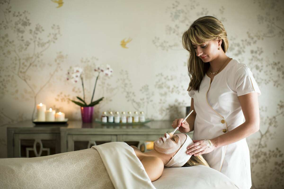 Delmar Spa has locations in Greenwich, Southport and West Hartford.