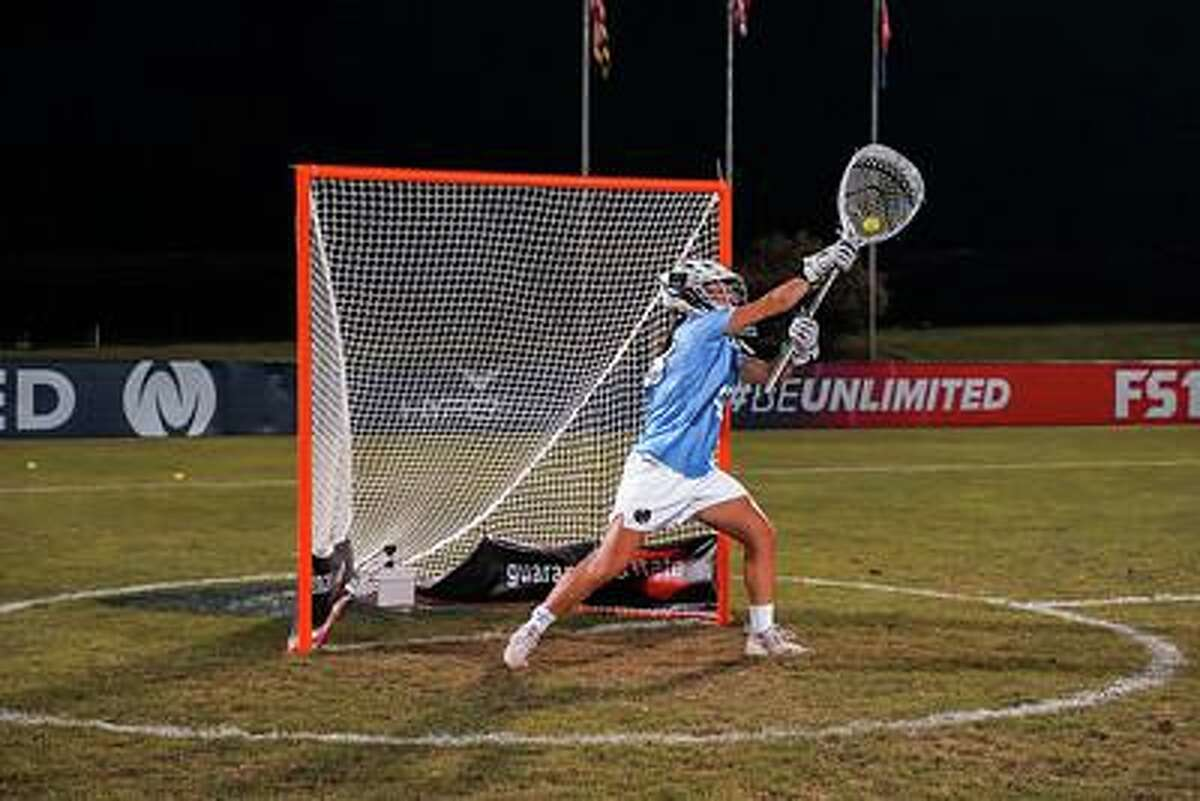 Darien native and former standout goalie, Caylee Waters, competed in Athletes Unlimited's debut lacrosse season this summer. The two-time National Goalie of the Year for UNC is in the running for the league's total point Champion.