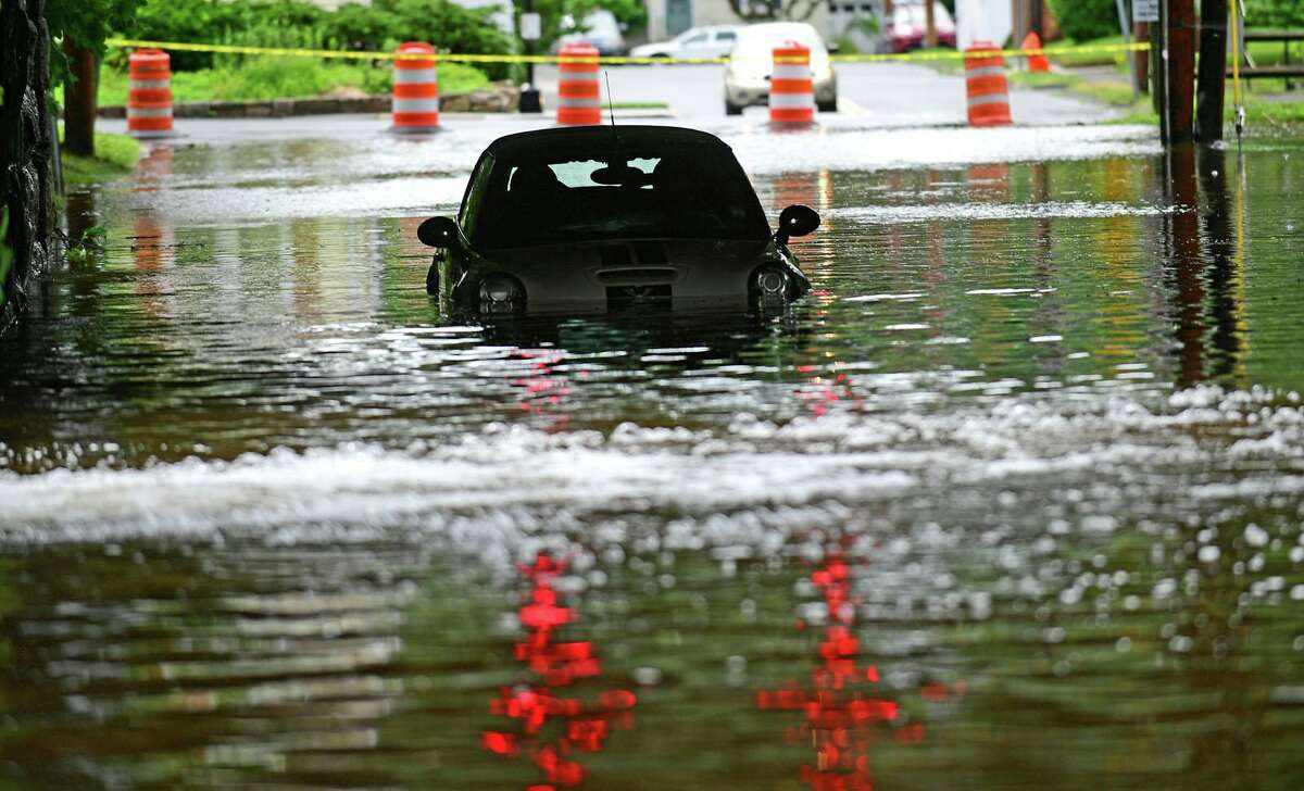 The Norwalk Department of Public Works is already identifying typical trouble spots for flooding during storms and high tides in anticipation of Tropical Storm Henri. Crews are placing barrels and sawhorses near these locations to make road closures quick.