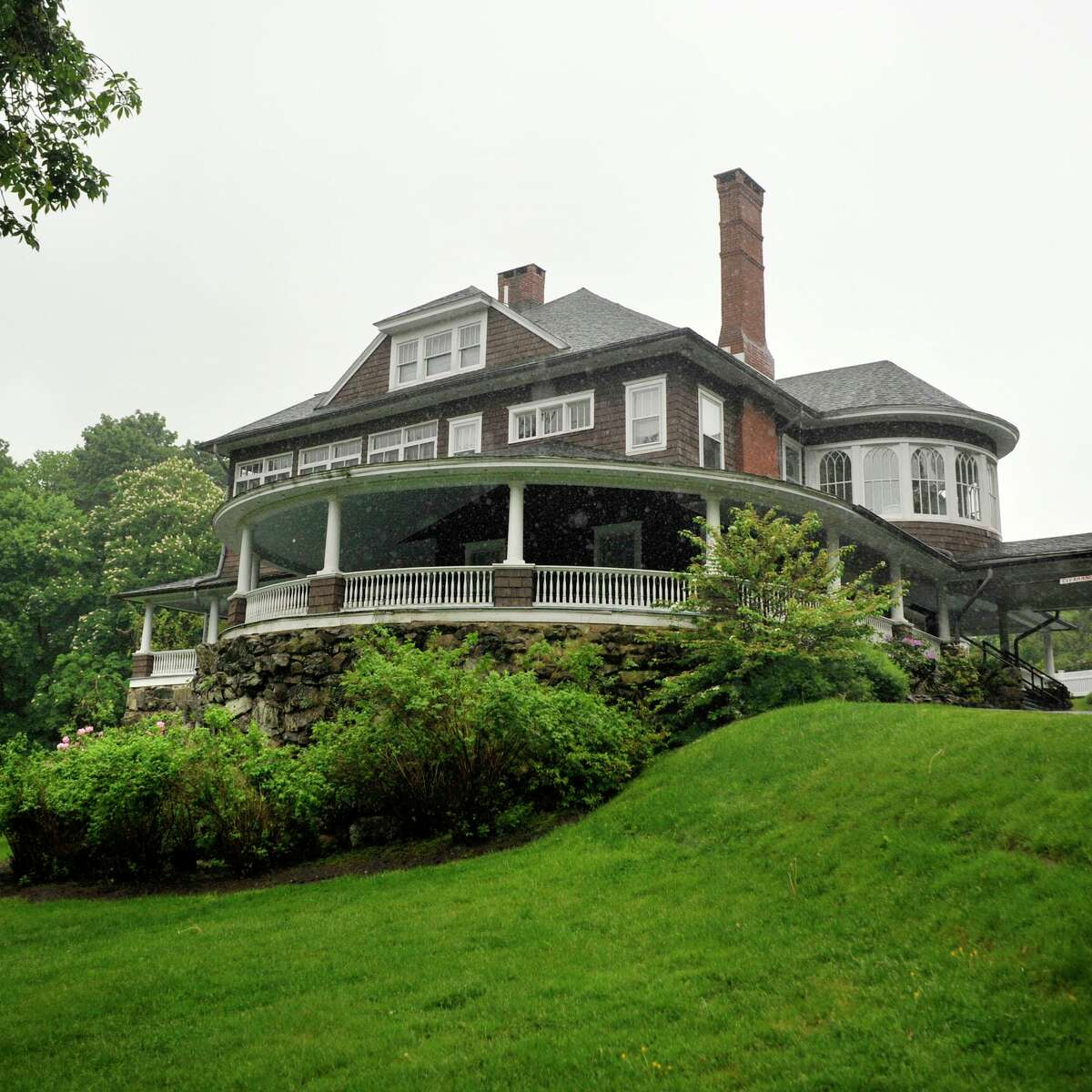 Tarrywile Mansion in Danbury. Photographed on Tuesday, May 15, 2012.