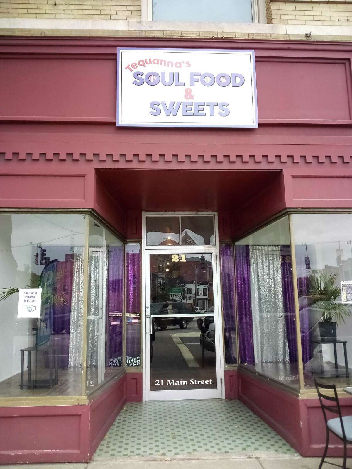 Tequanna's Soul Food & Sweets opened Aug. 7 at 21 Main St., Torrington.