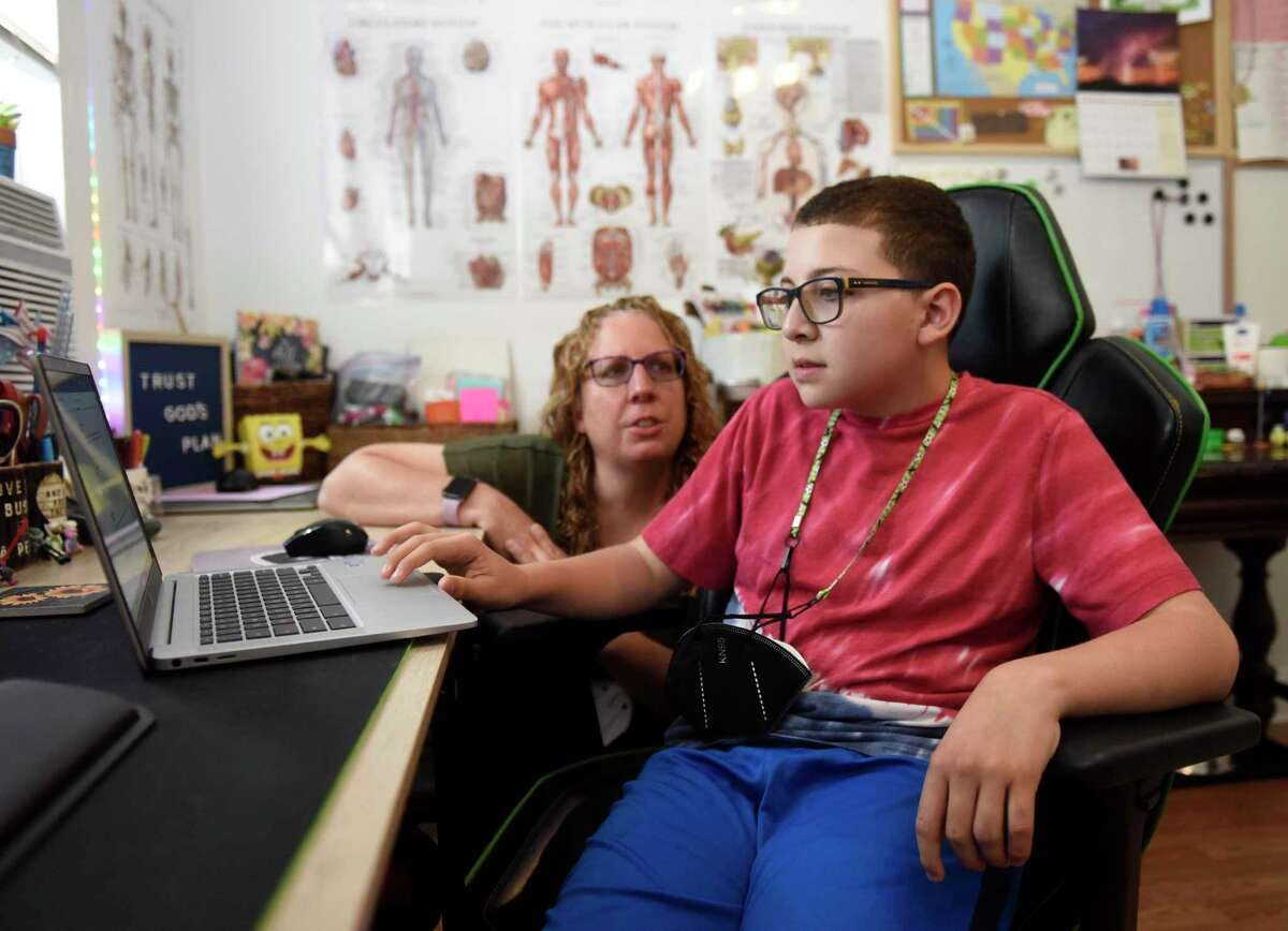 Lamar CISD plans is preparing to launch virtual learning for a limited number of families concerned about their students going to school amid COVID-19 anxiety.